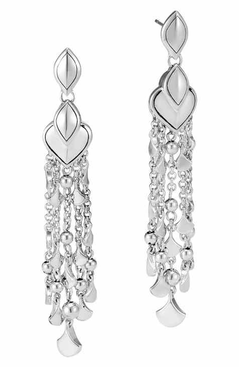 Womens chandelier earrings nordstrom john hardy legends naga chandelier stud earrings aloadofball Images