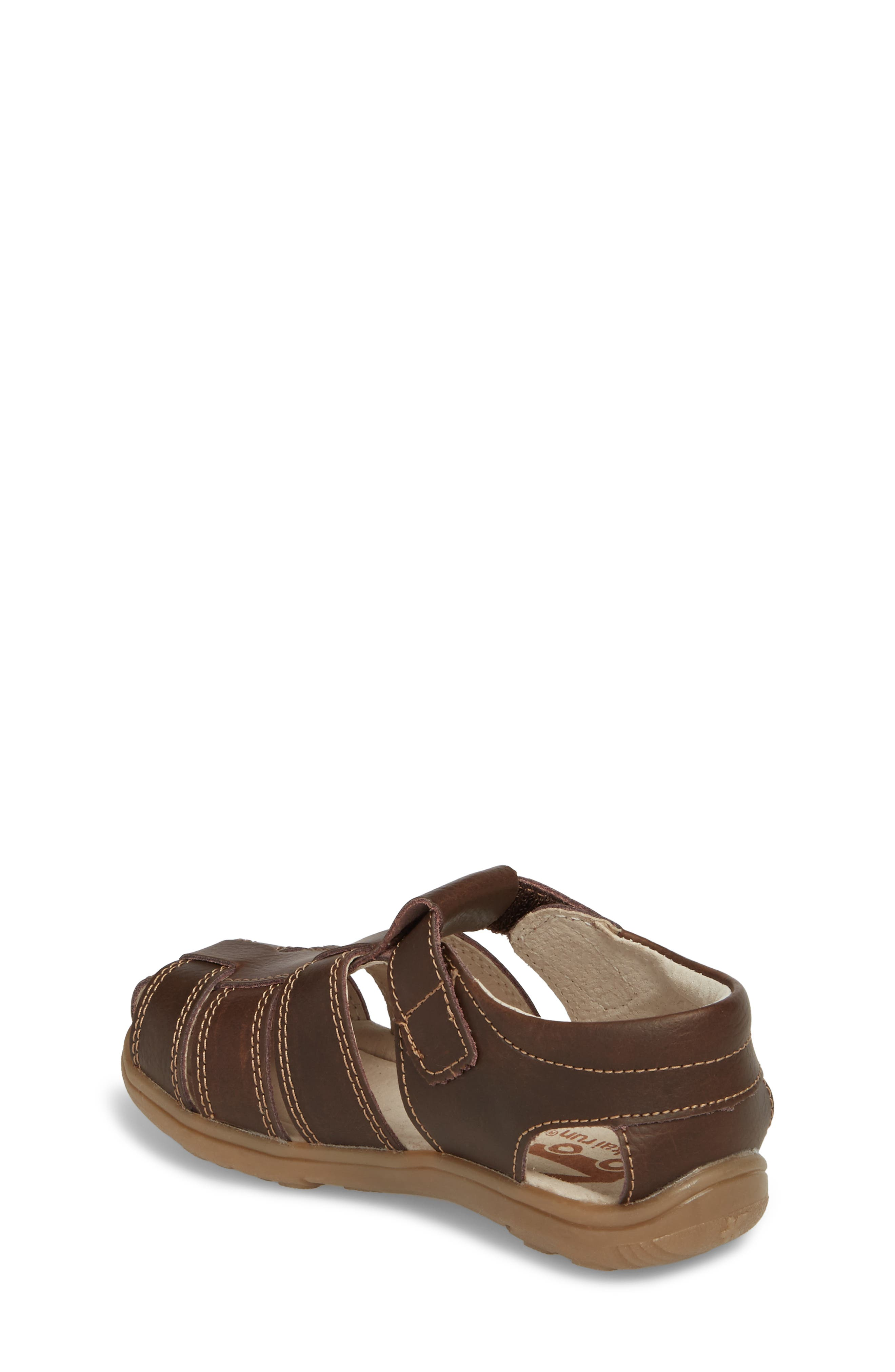 Alternate Image 2  - See Kai Run Jude III Fisherman Sandal (Toddler & Little Kid)