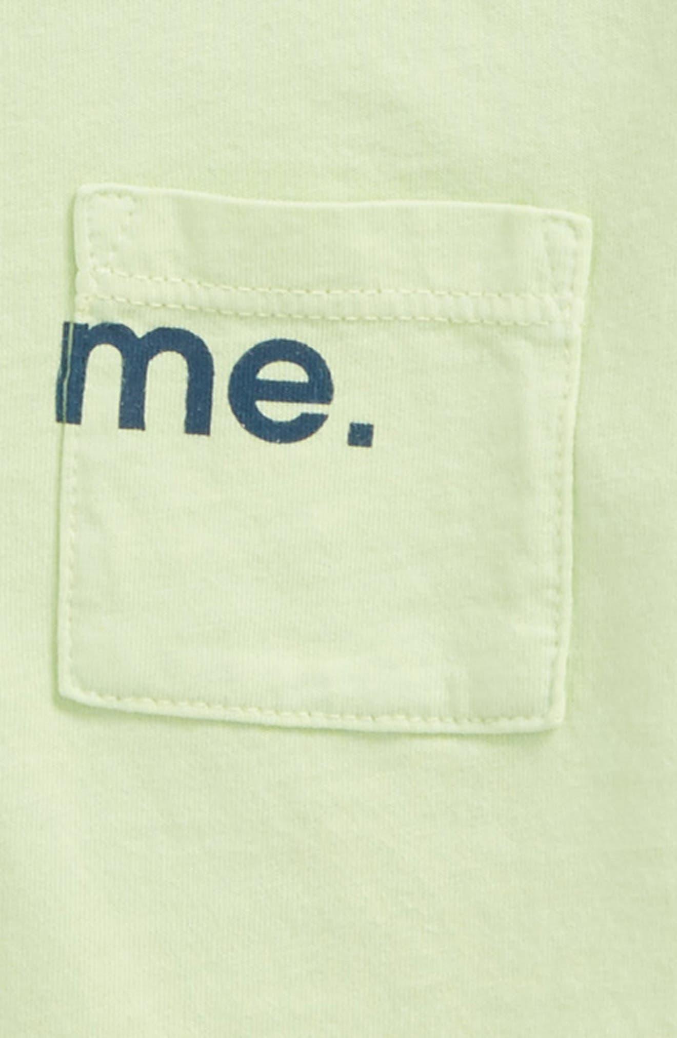 It Wasn't Me Huxley Graphic T-Shirt,                             Alternate thumbnail 2, color,                             Succulent