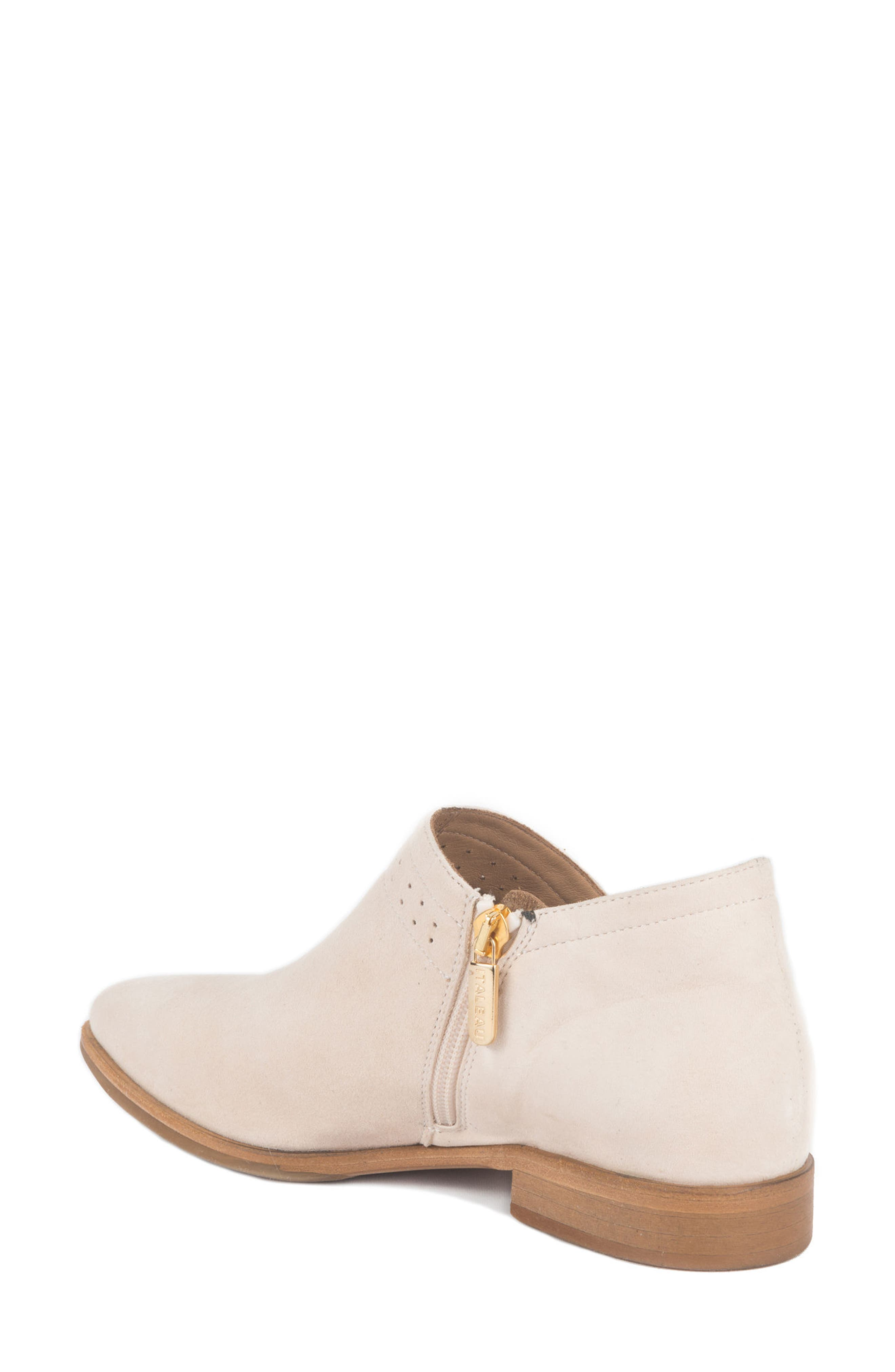Florence Water Resistant Bootie,                             Alternate thumbnail 2, color,                             Bone