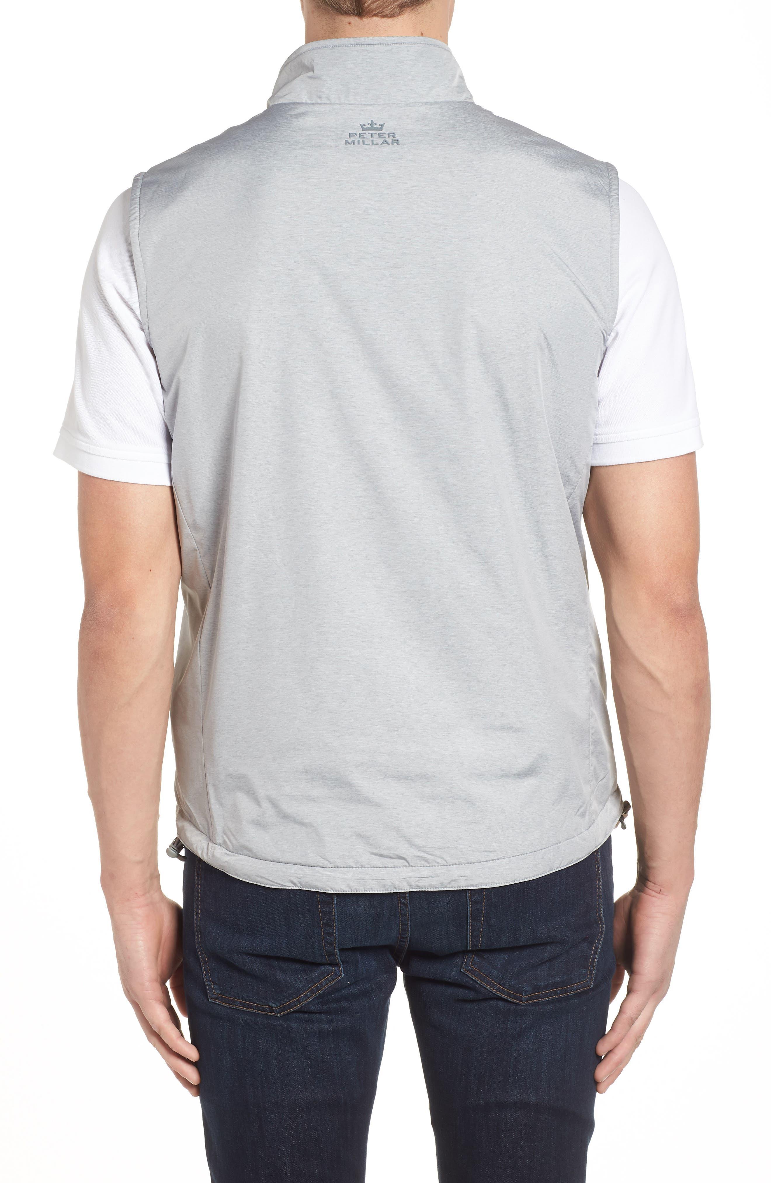Carthage Reversible Vest,                             Alternate thumbnail 2, color,                             British Grey
