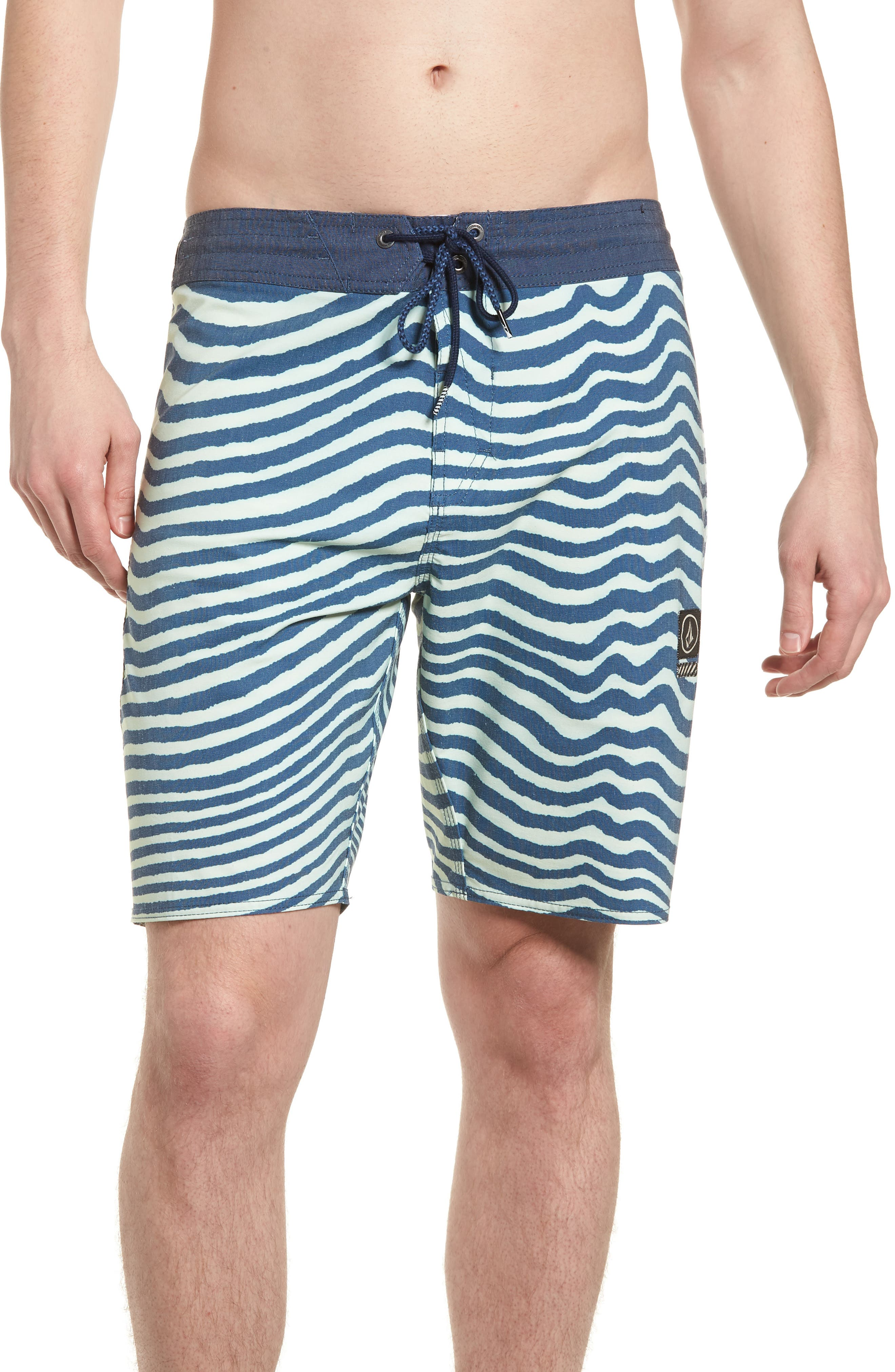 Mag Vibes Stoney Boardshorts,                         Main,                         color, Green Mist