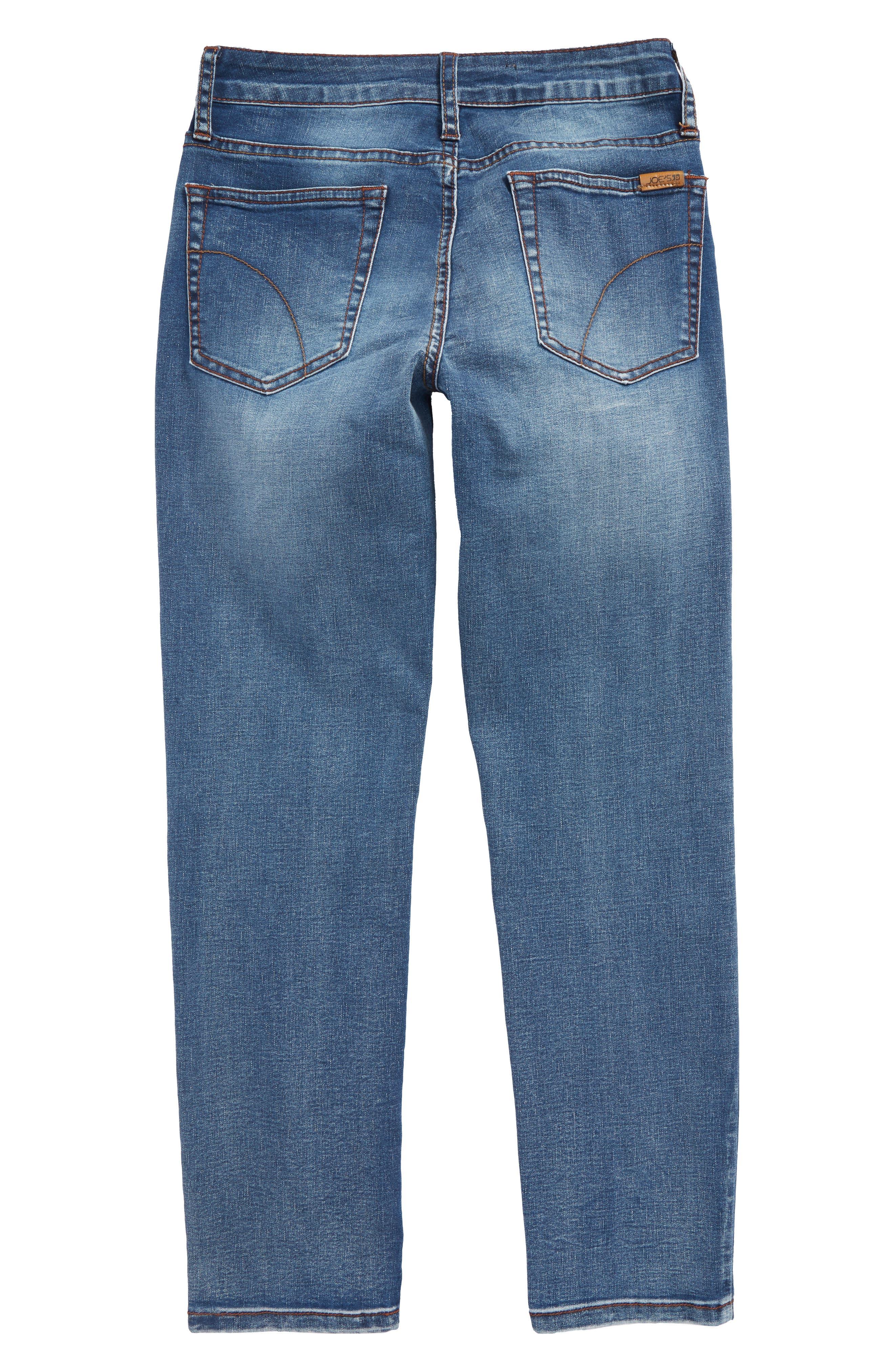 Brixton Slim Fit Stretch Jeans,                             Alternate thumbnail 2, color,                             Cielo
