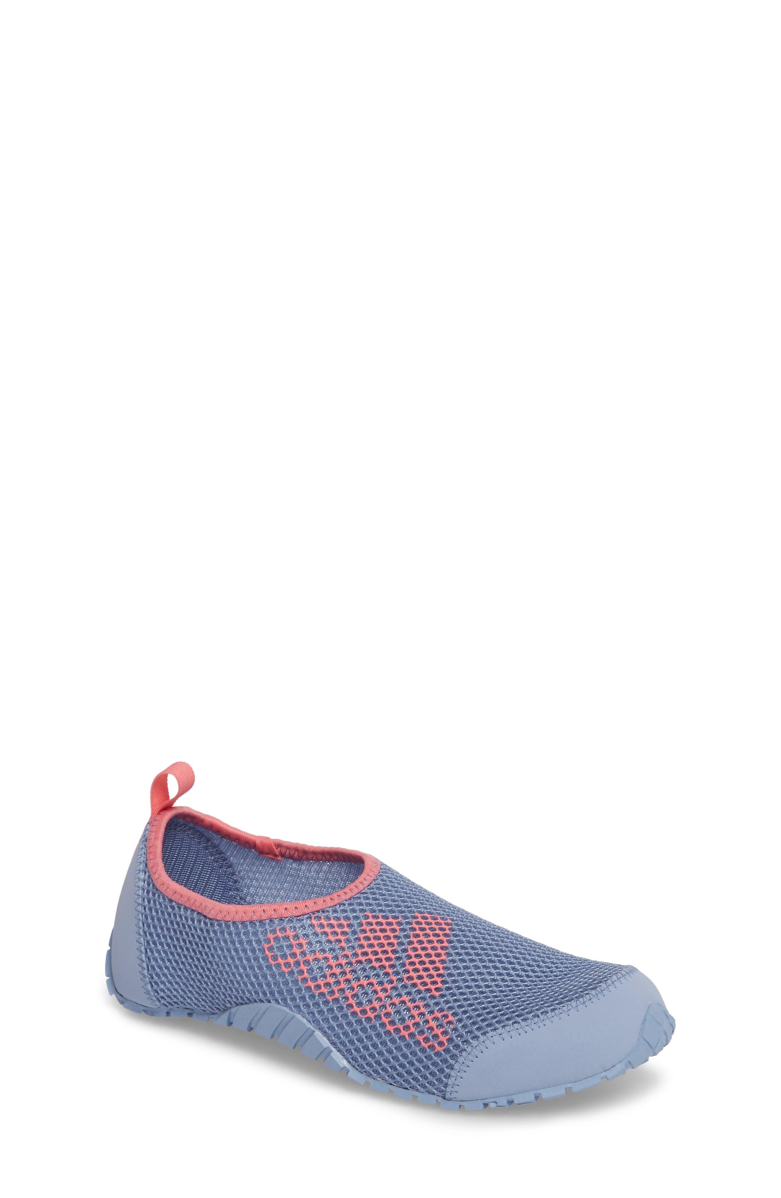 Main Image - adidas Kurobe Mesh Slip-On Water Shoe (Toddler, Little Kid & Big Kid)