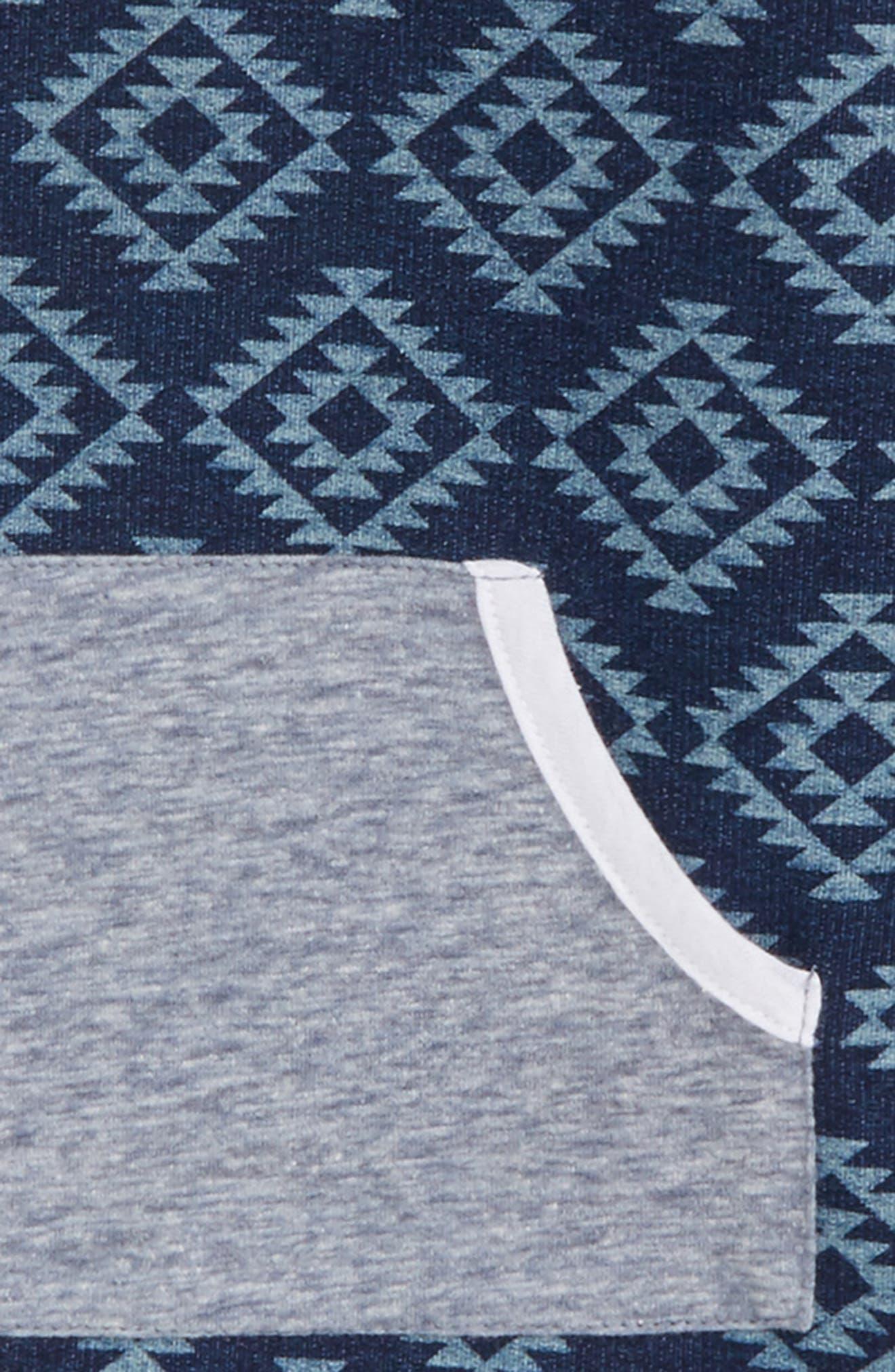 Alternate Image 2  - Miki Miette Rico Sweatshirt (Toddler Boys, Little Boys & Big Boys)