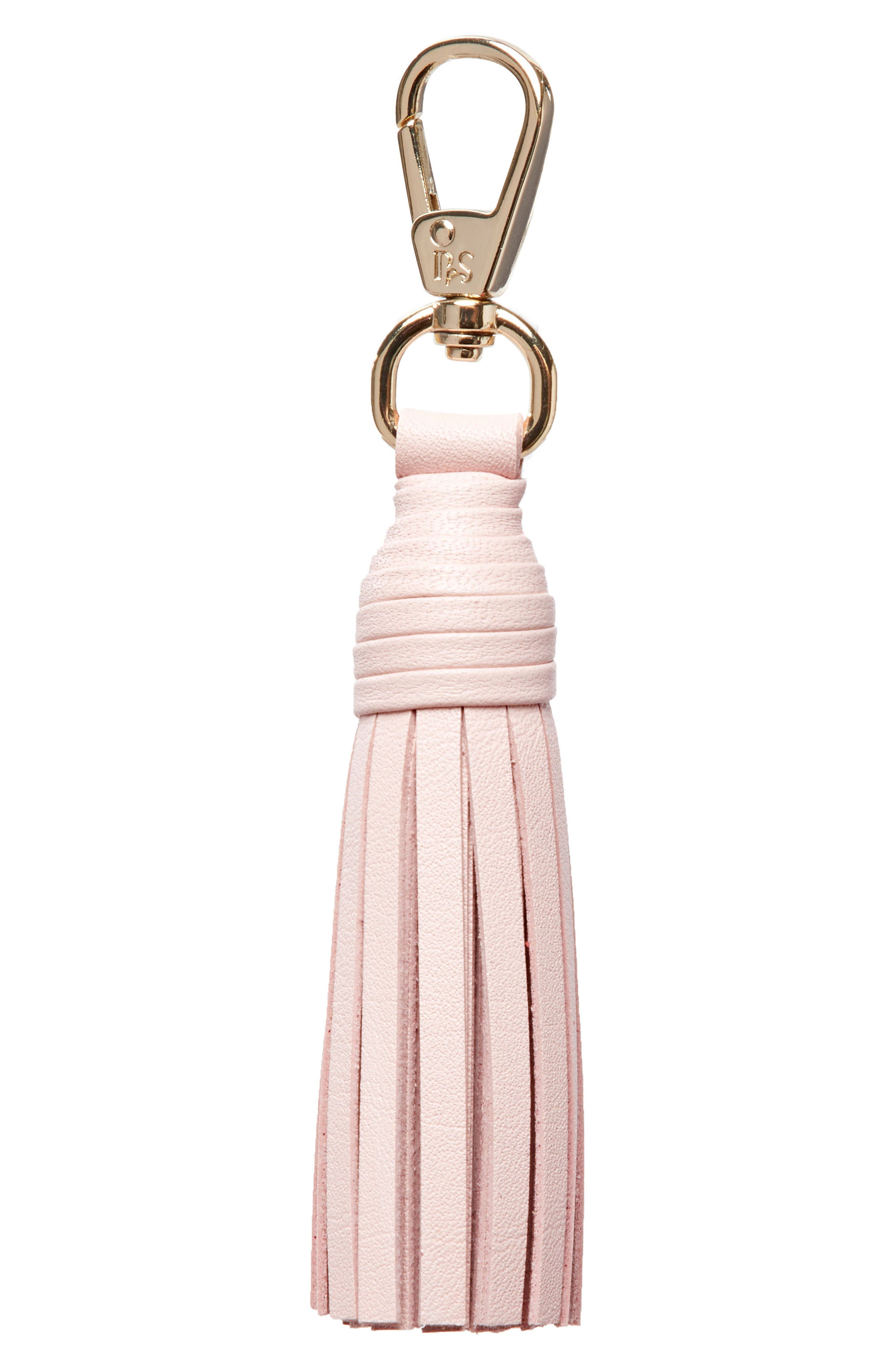 Wrapped Short Tassel,                         Main,                         color, Cotton Candy
