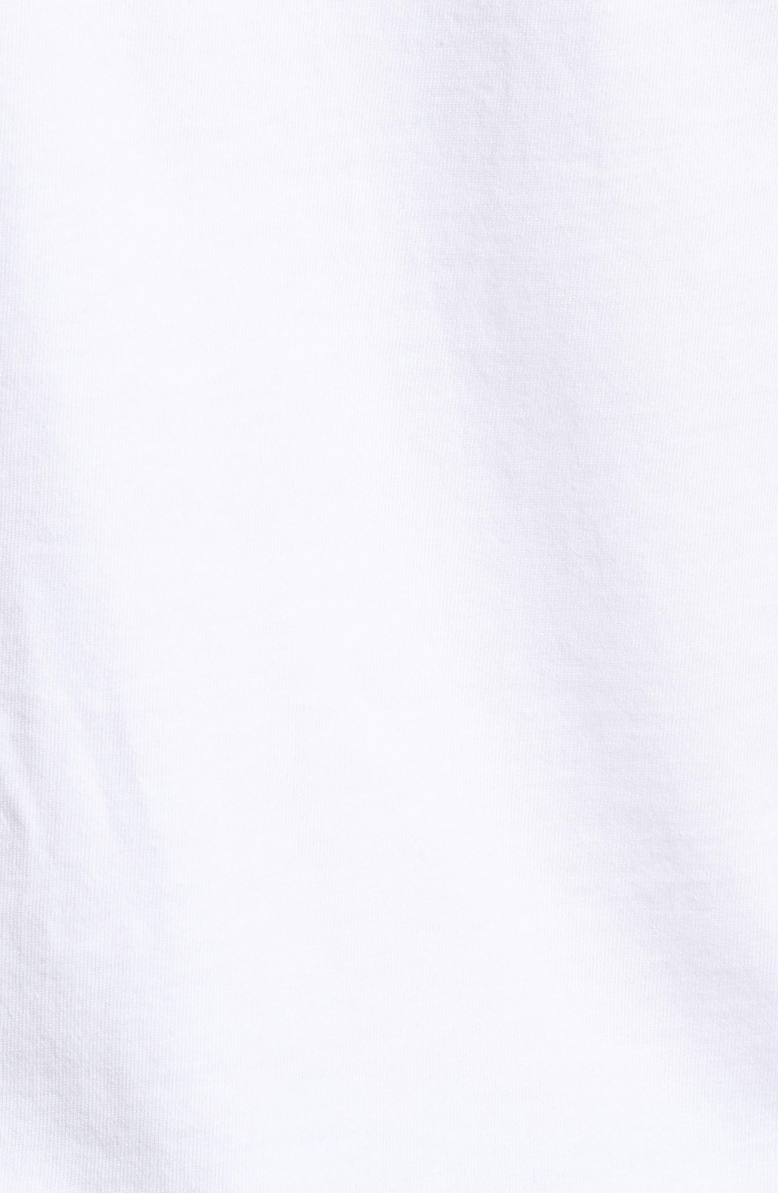 New Bali Skyline T-Shirt,                             Alternate thumbnail 5, color,                             White