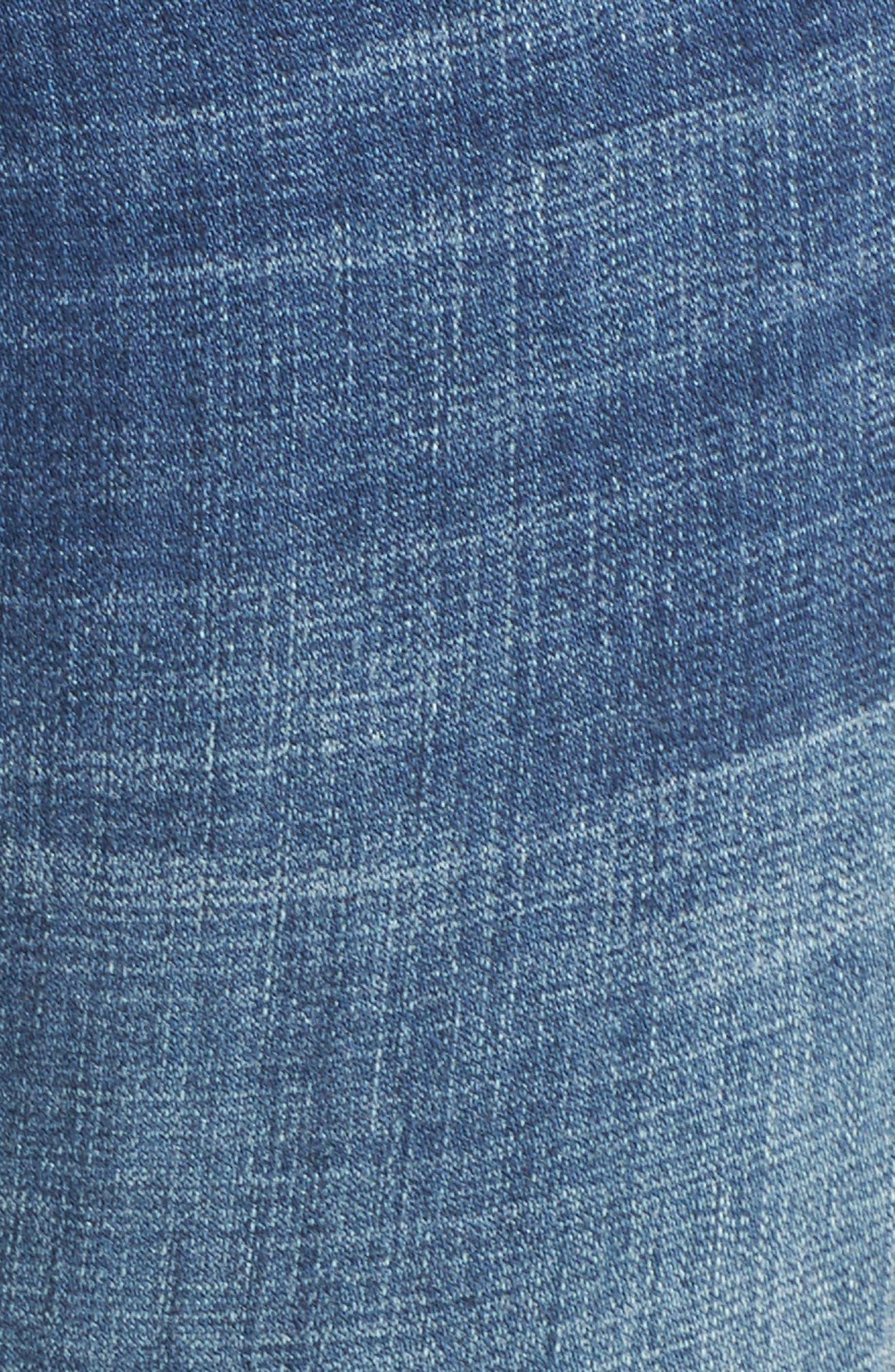 Lauren Crop Jeans,                             Alternate thumbnail 5, color,                             Entrusted