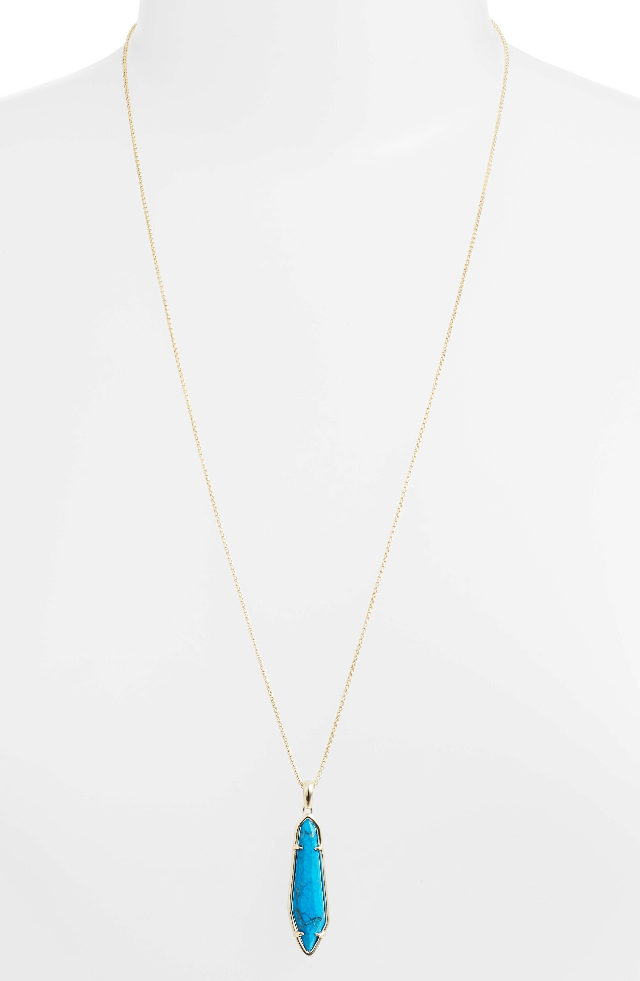 Kendra Scott Cassidy Stone Necklace