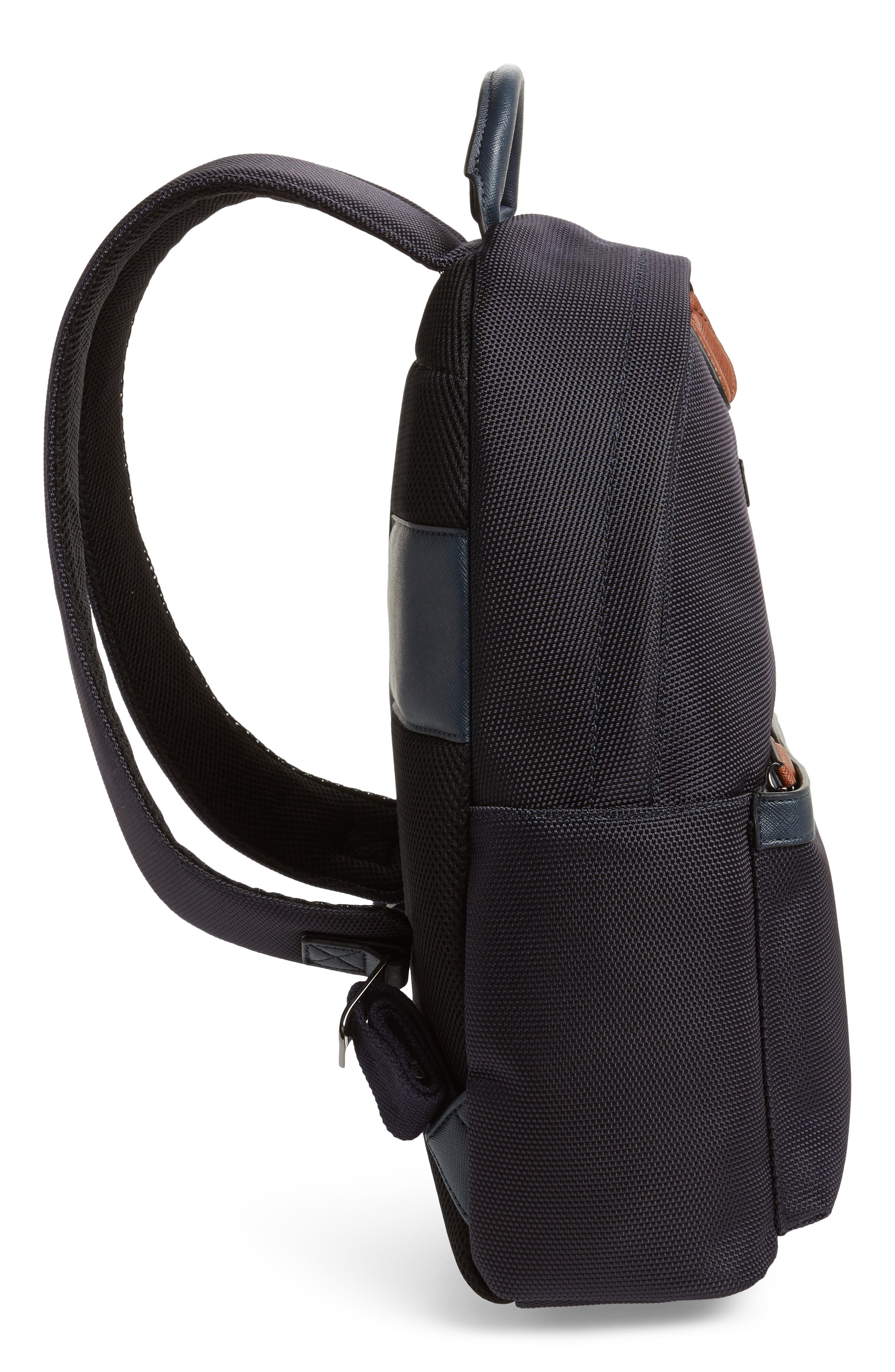 Brakes Backpack,                             Alternate thumbnail 5, color,                             Navy