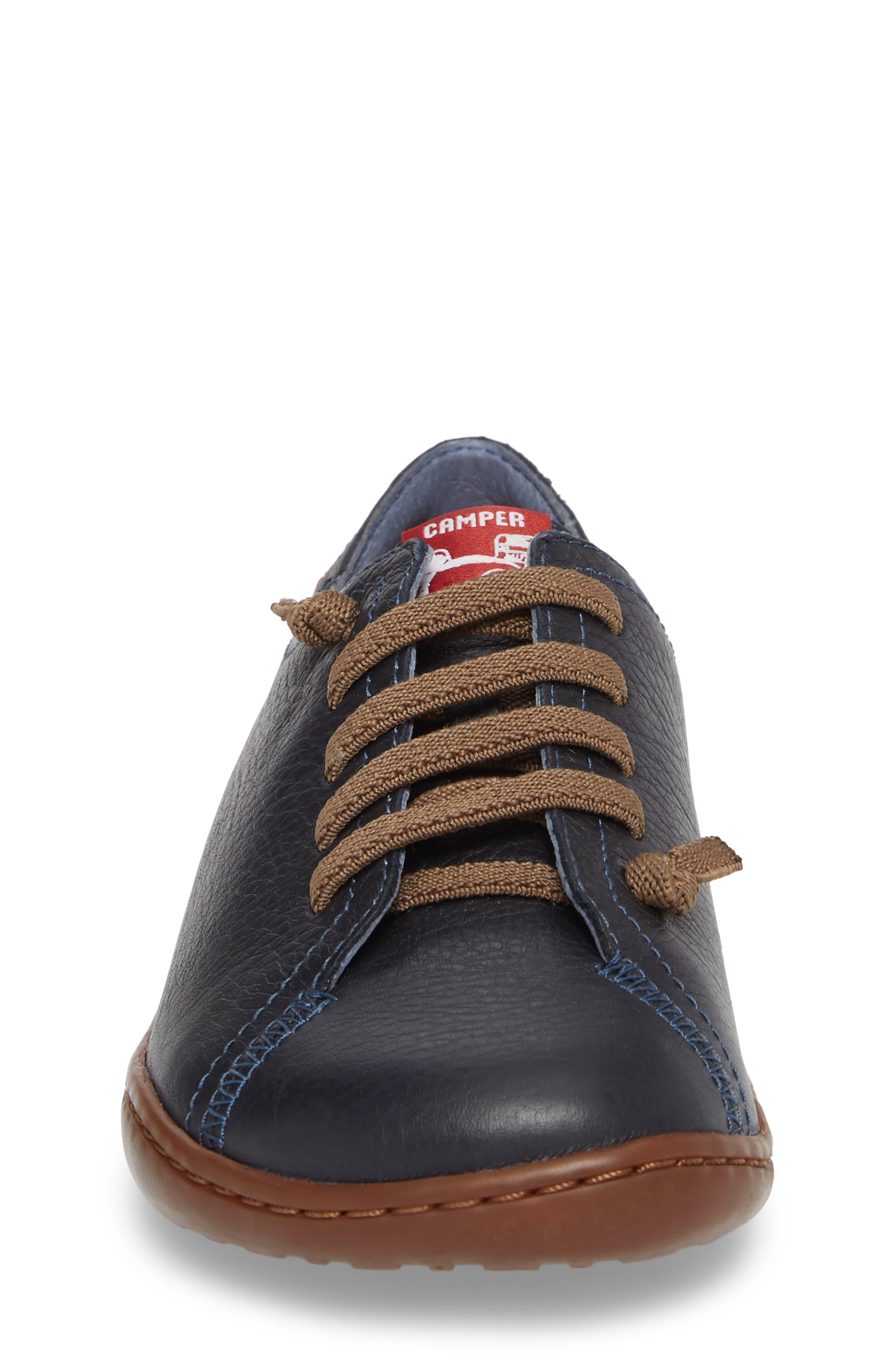 Peu Cami Sneaker,                             Alternate thumbnail 4, color,                             Blue