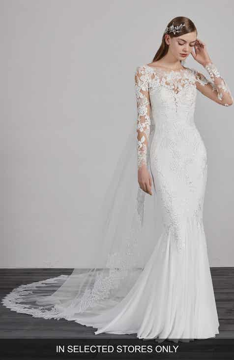Sweetheart Wedding Dresses & Bridal Gowns | Nordstrom