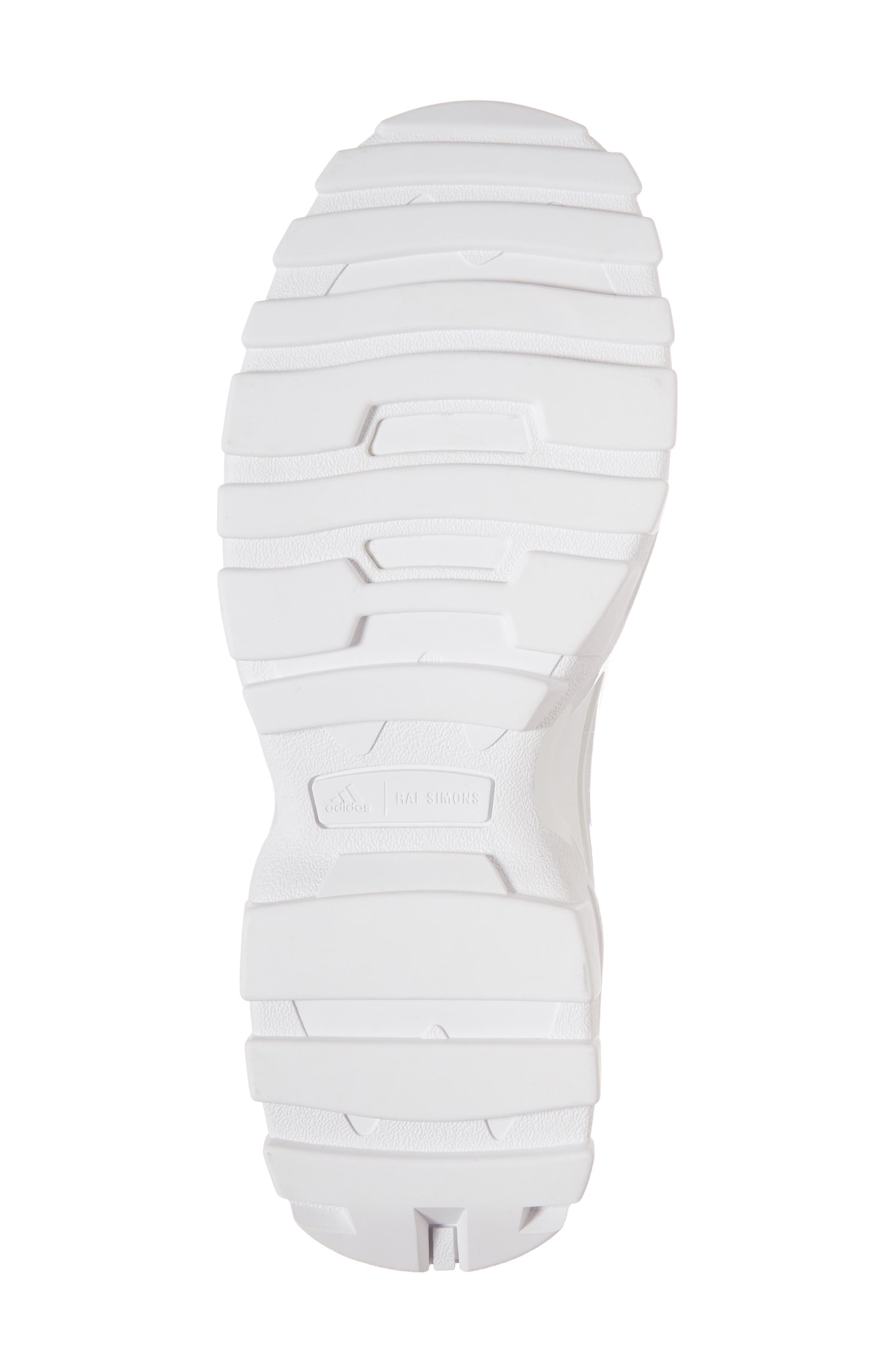 Detroit Low Top Sneaker,                             Alternate thumbnail 6, color,                             Beige/ White