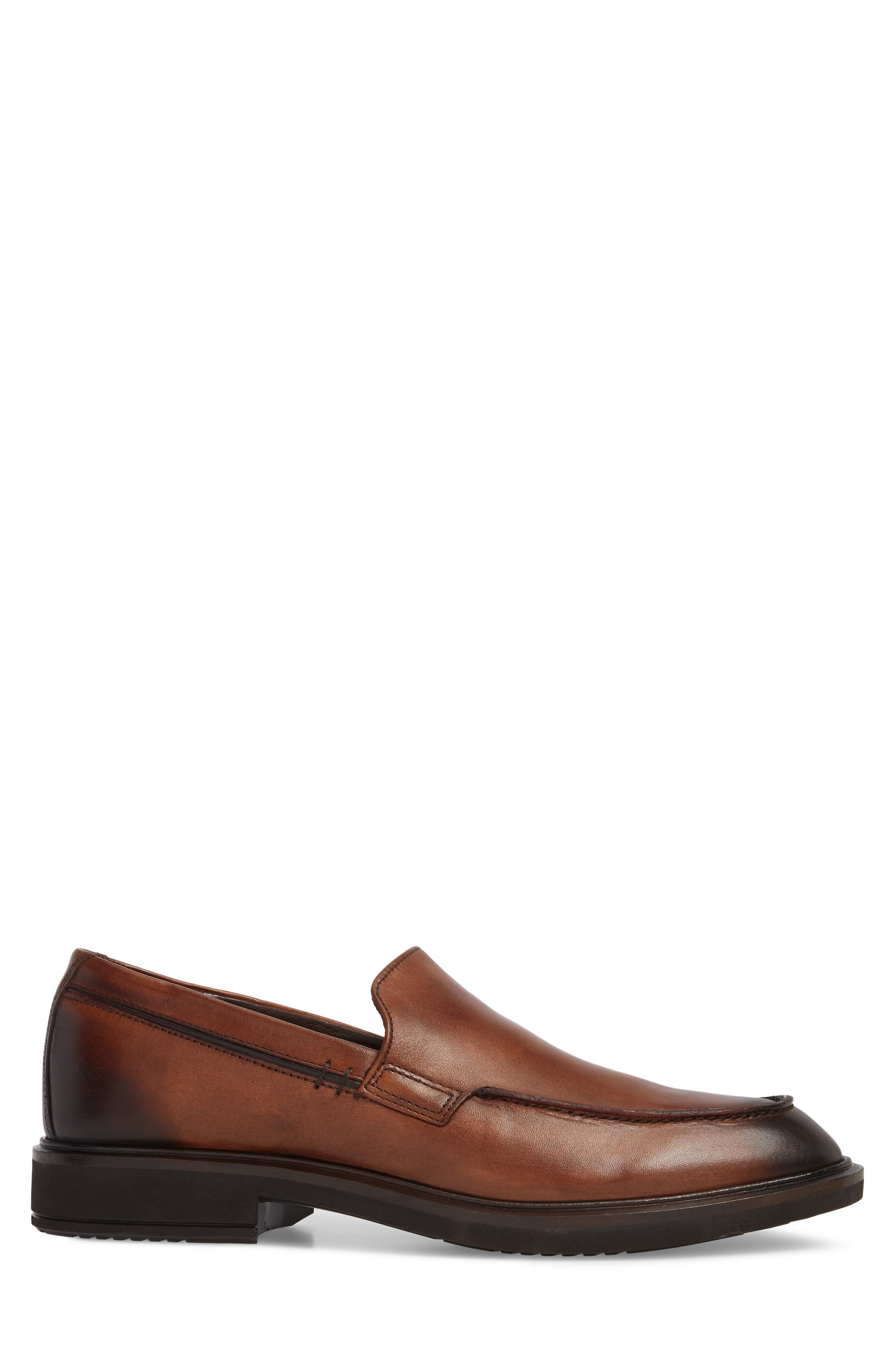 Alternate Image 3  - ECCO Vitrus II Apron Toe Loafer (Men)
