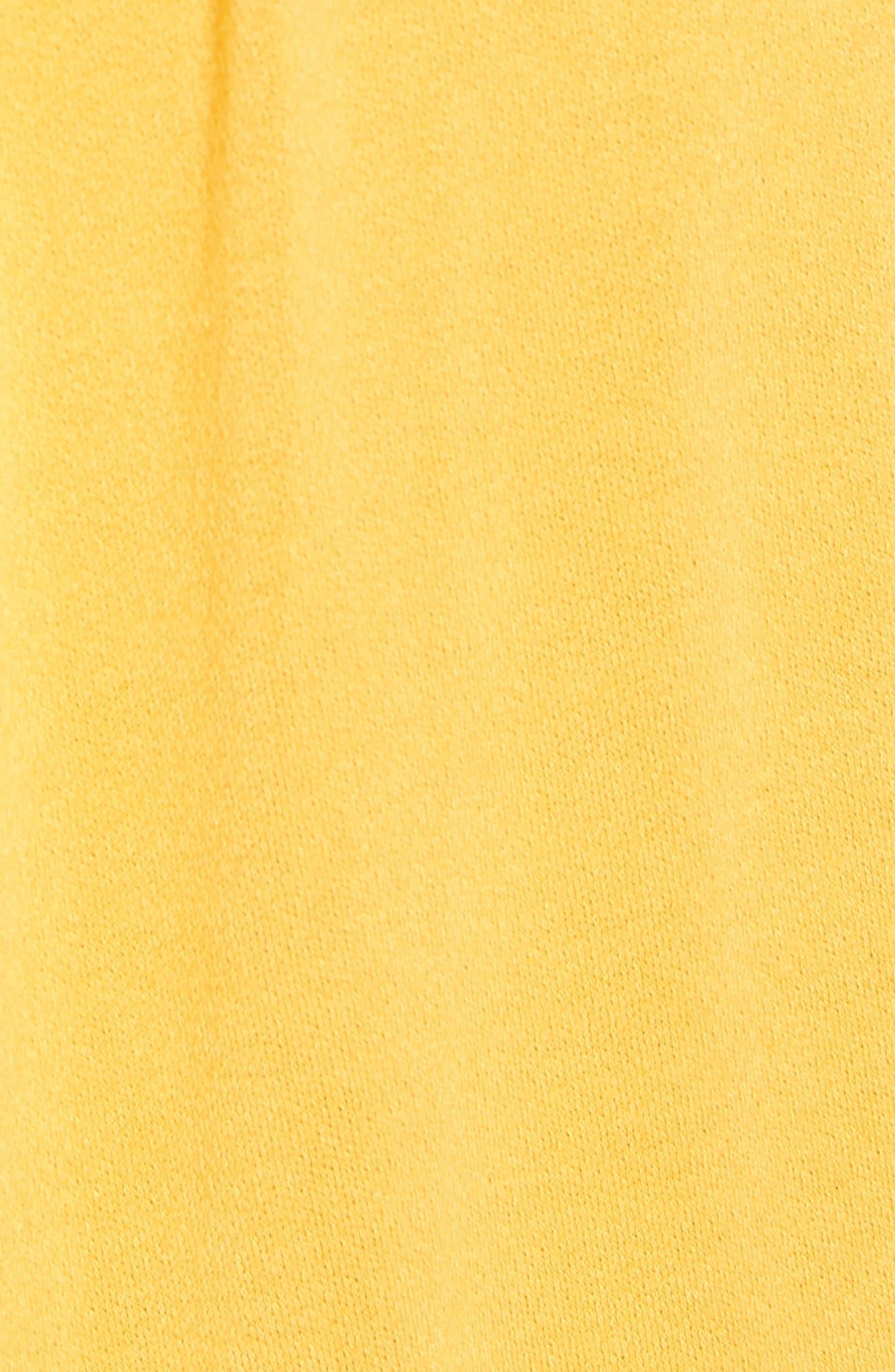 Fiesta Nueva Tunic,                             Alternate thumbnail 5, color,                             Mustard