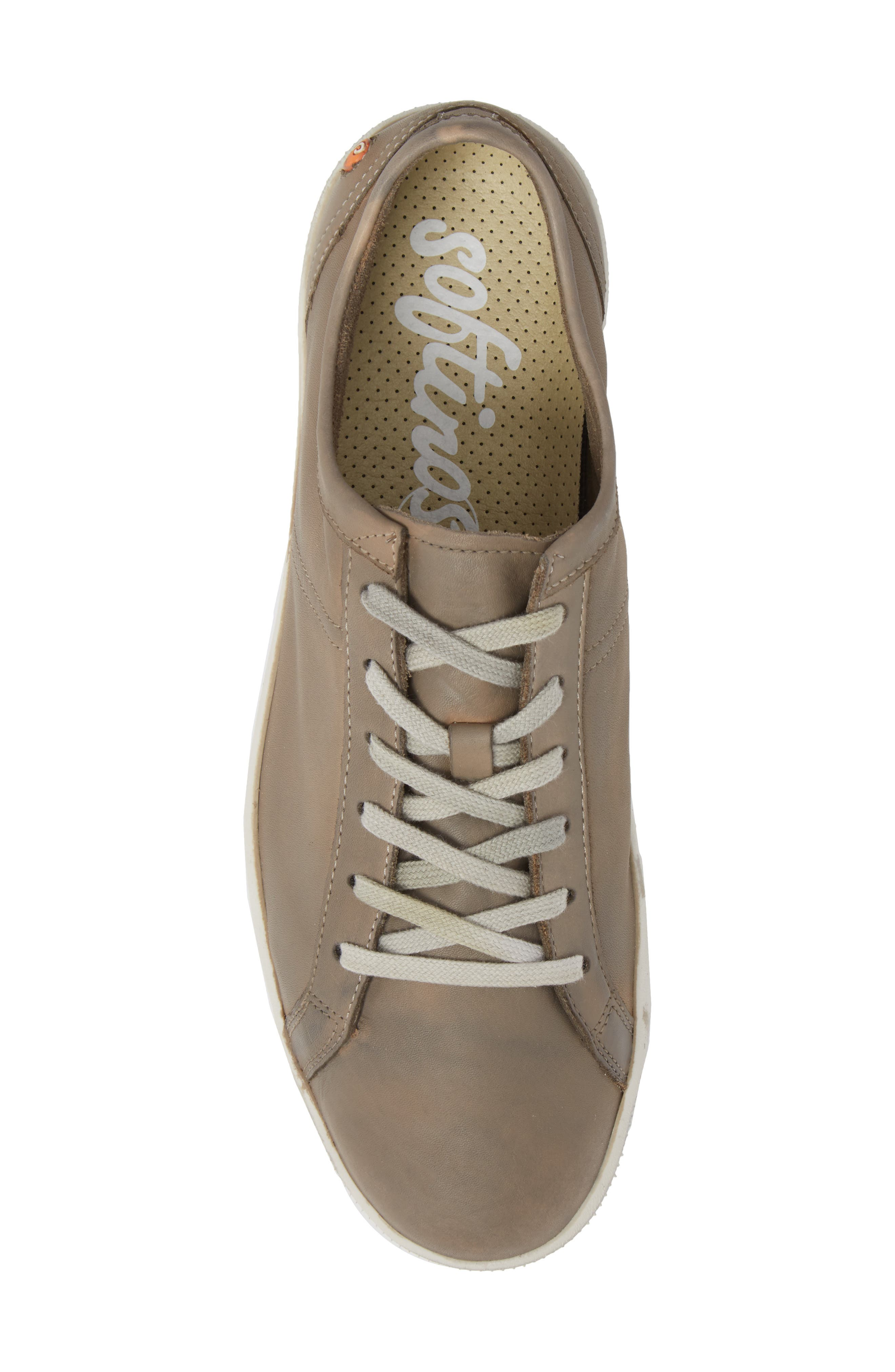 Tom Sneaker,                             Alternate thumbnail 5, color,                             Taupe Leather