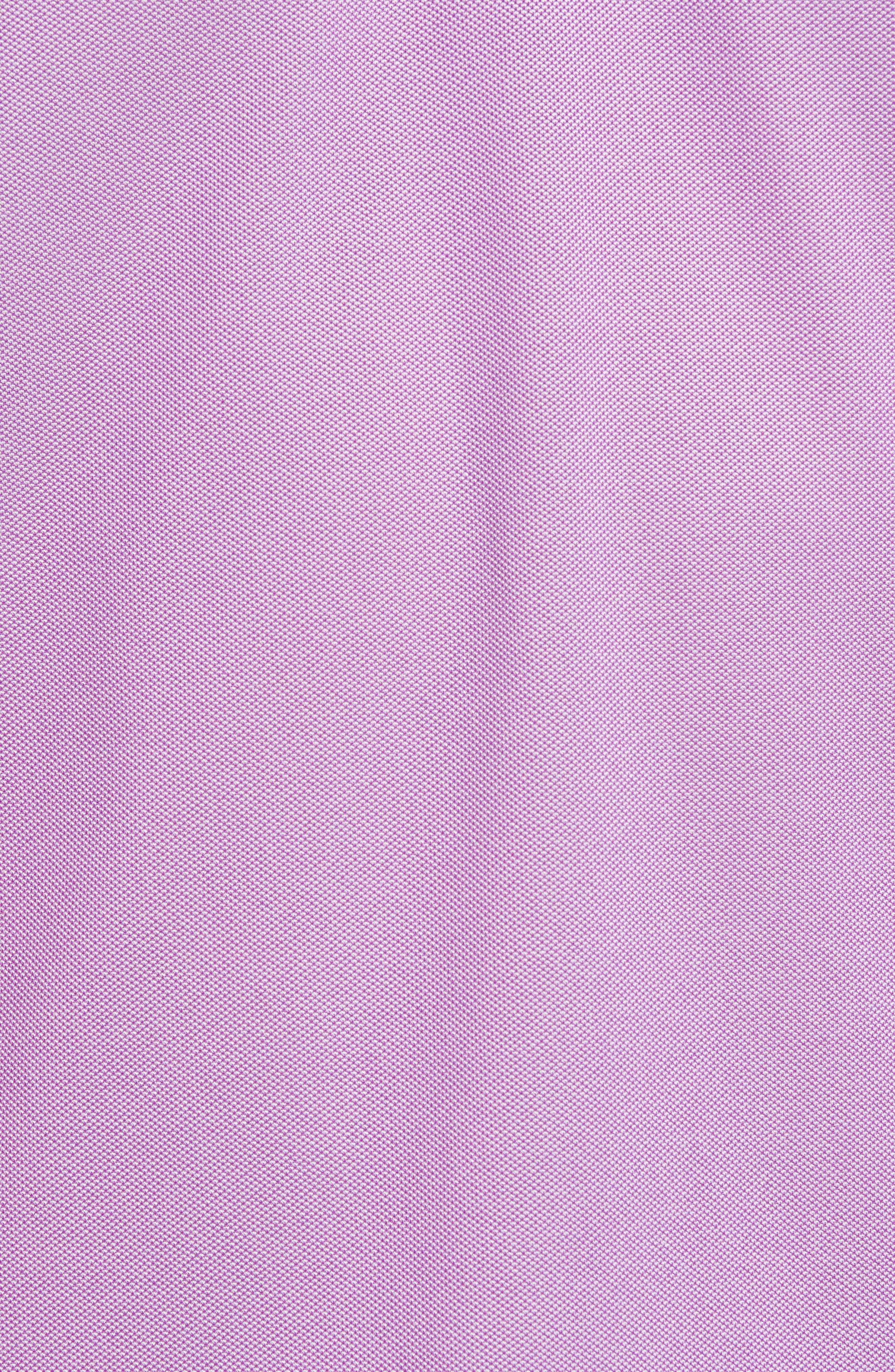 Alternate Image 5  - Cutter & Buck 'Blaine Oxford' Moisture Wicking Dry Tec Polo