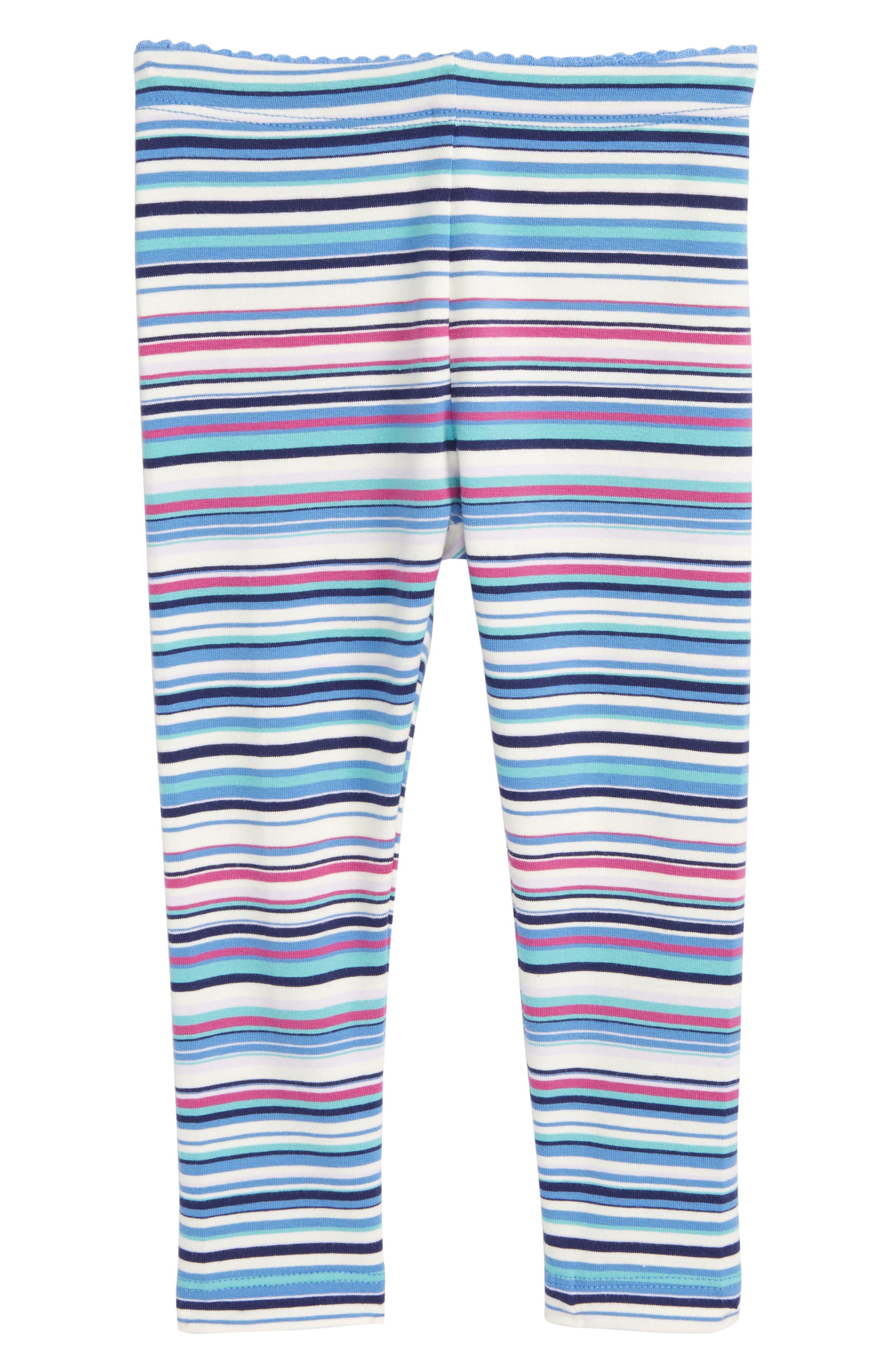 Multistripe Leggings,                         Main,                         color, Blue Yarrow