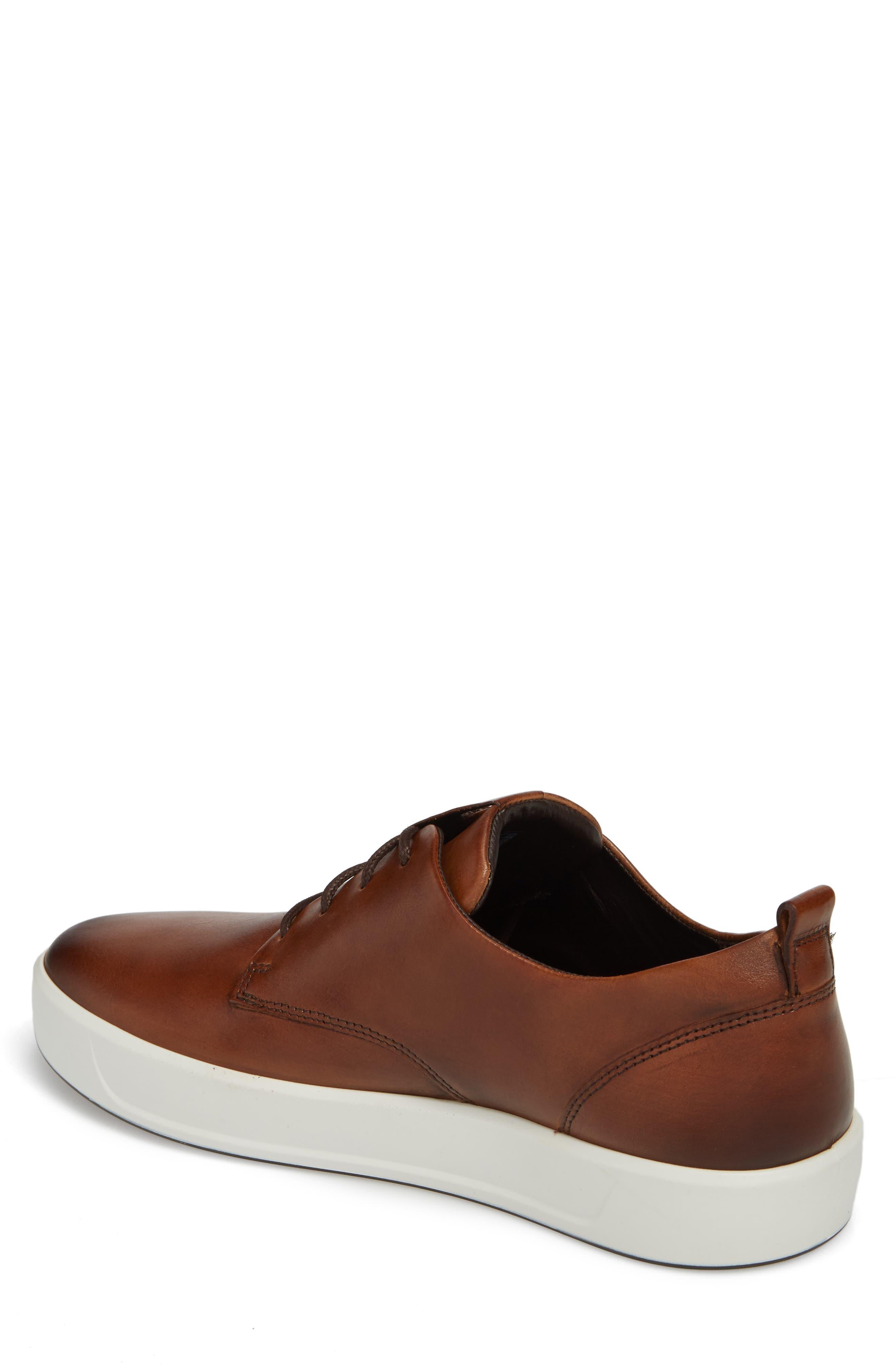 Soft 8 Street Sneaker,                             Alternate thumbnail 2, color,                             Lion Leather