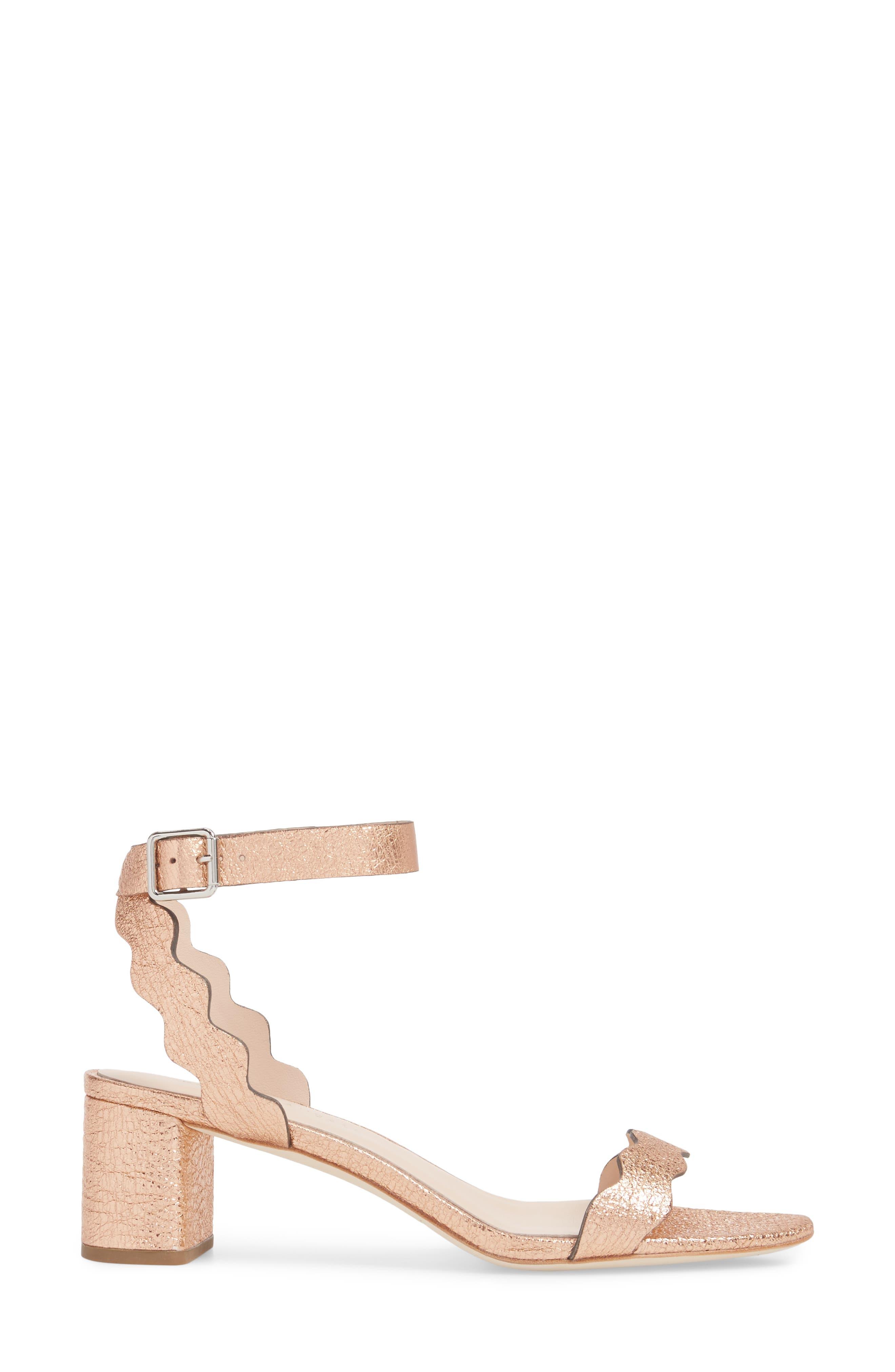 Alternate Image 3  - Loeffler Randall Emi Scalloped Sandal (Women)
