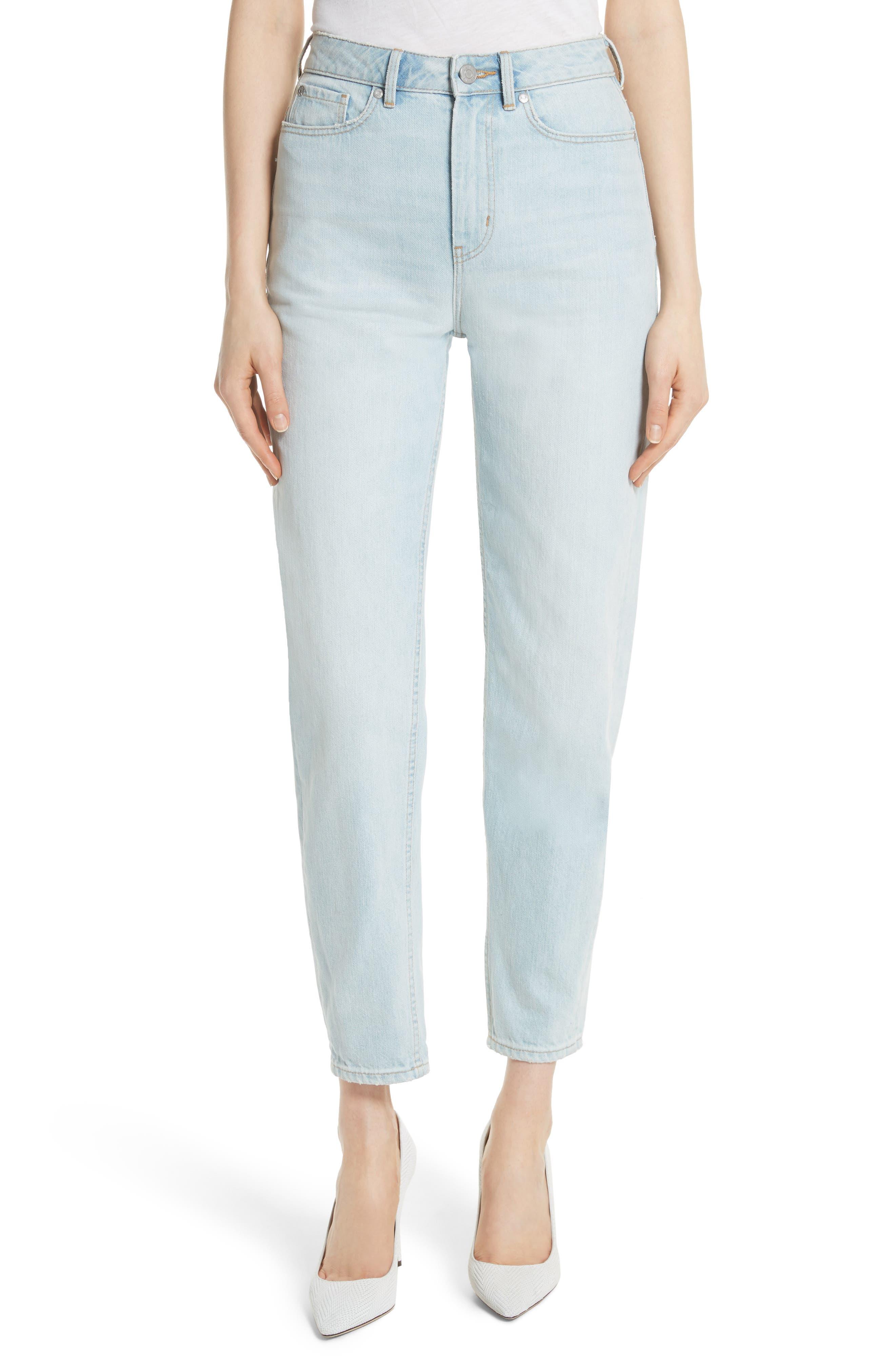 Main Image - La Vie Rebecca Taylor Tapered Jeans