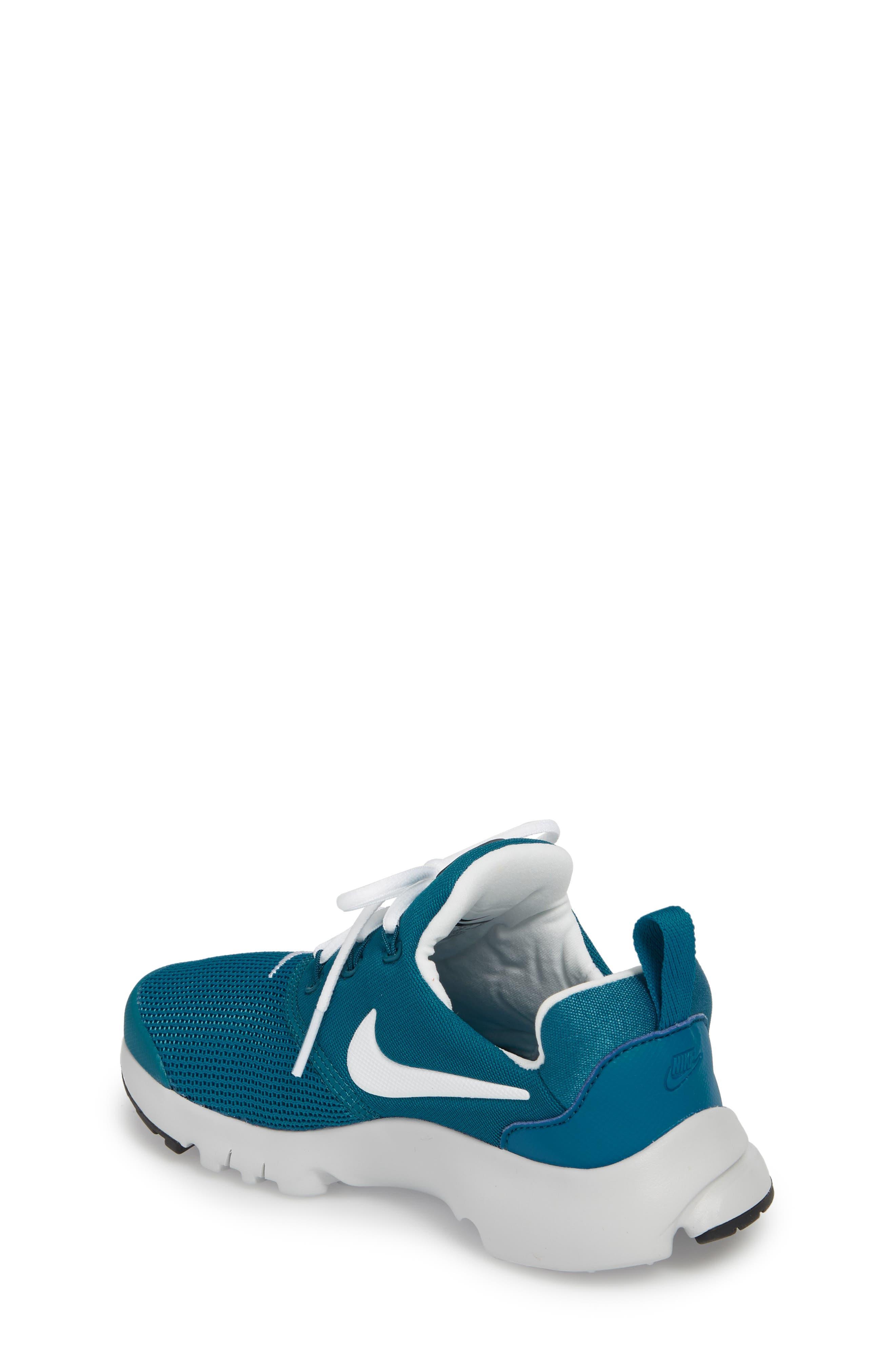 Presto Fly Sneaker,                             Alternate thumbnail 2, color,                             Green Abyss/ Platinum/ Black