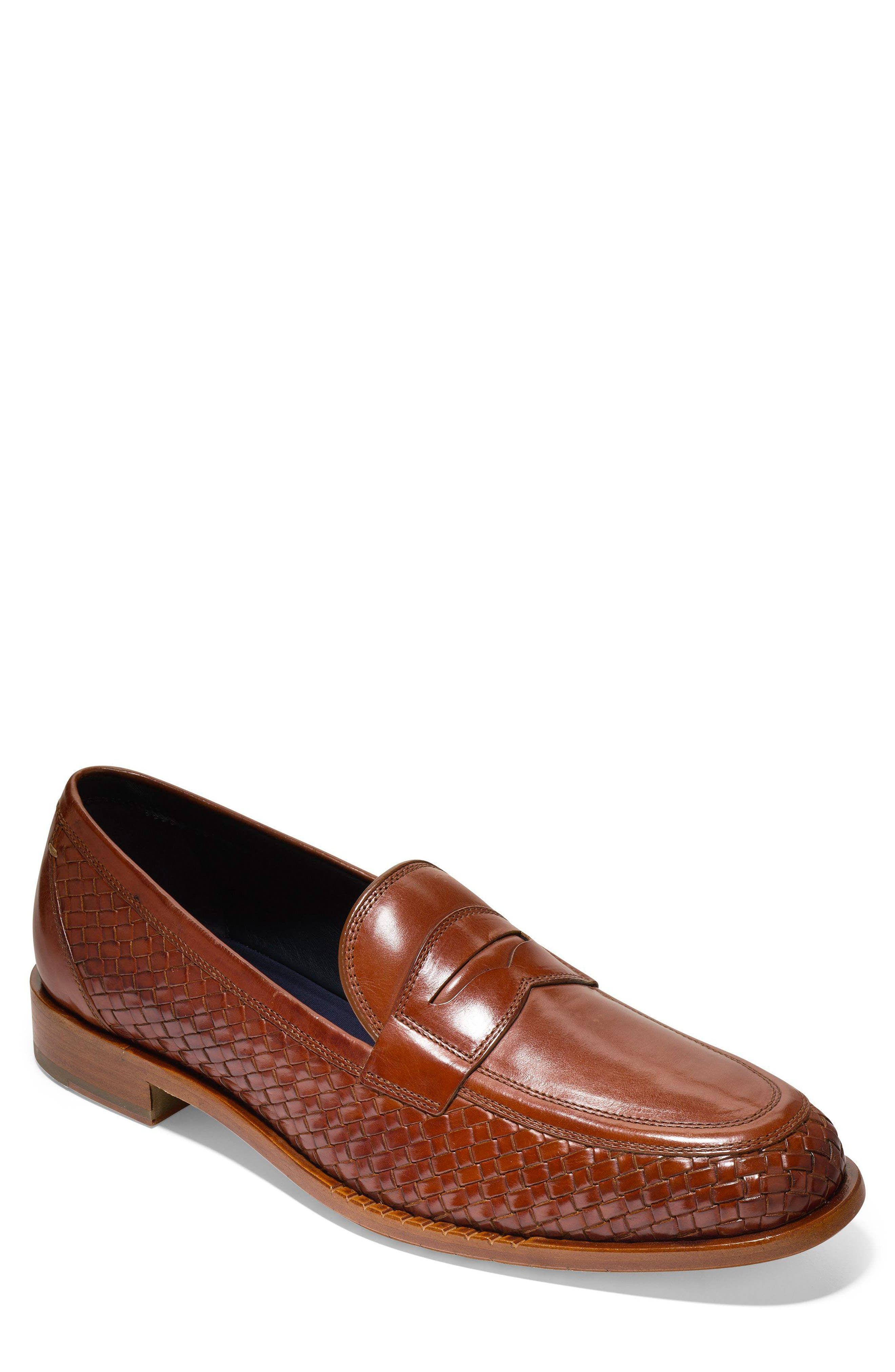 Cole Haan Washington Grand Penny Loafer (Men)