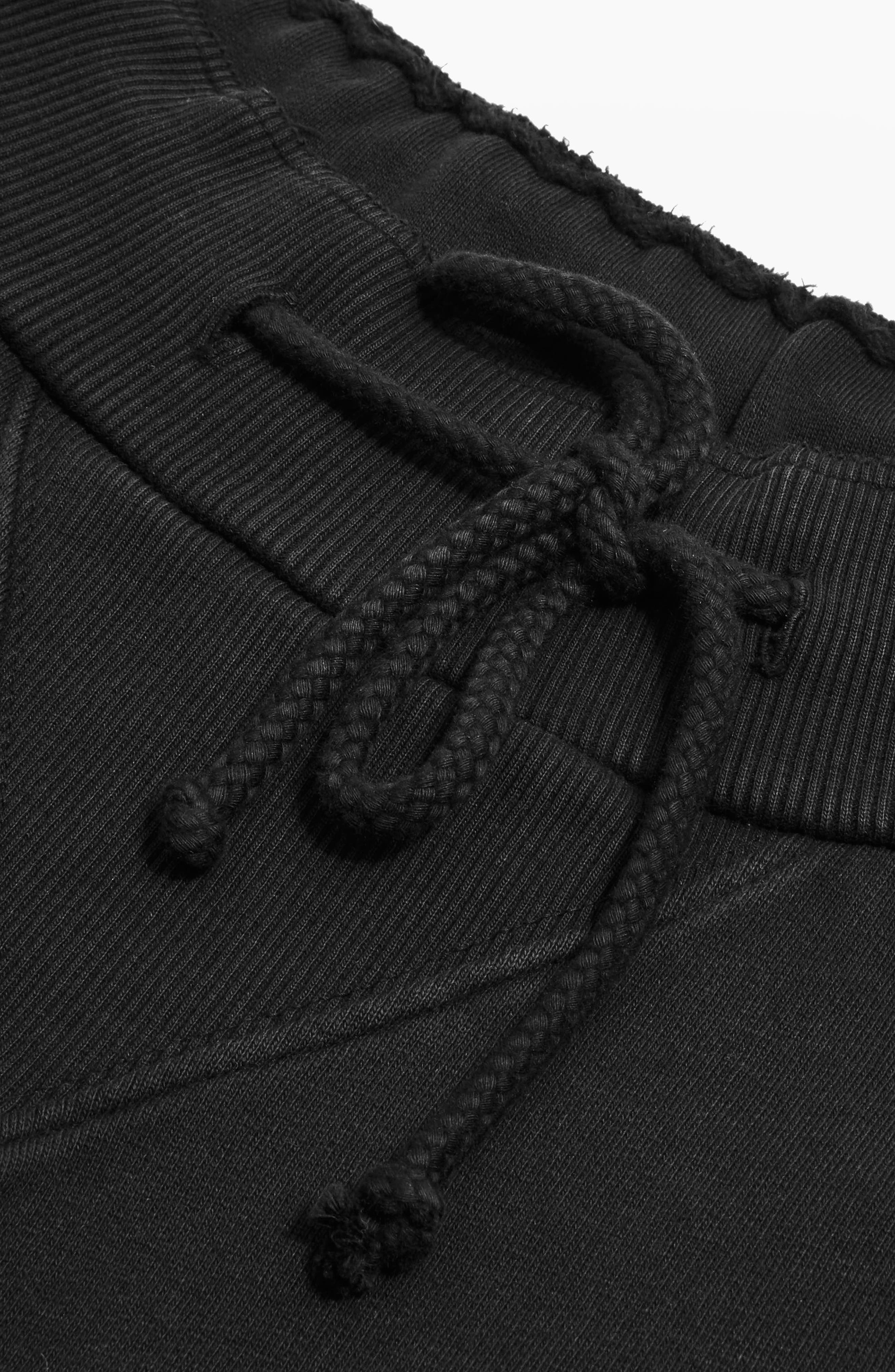 Alternate Image 5  - Topshop Boutique Drawstring Sweater Dress