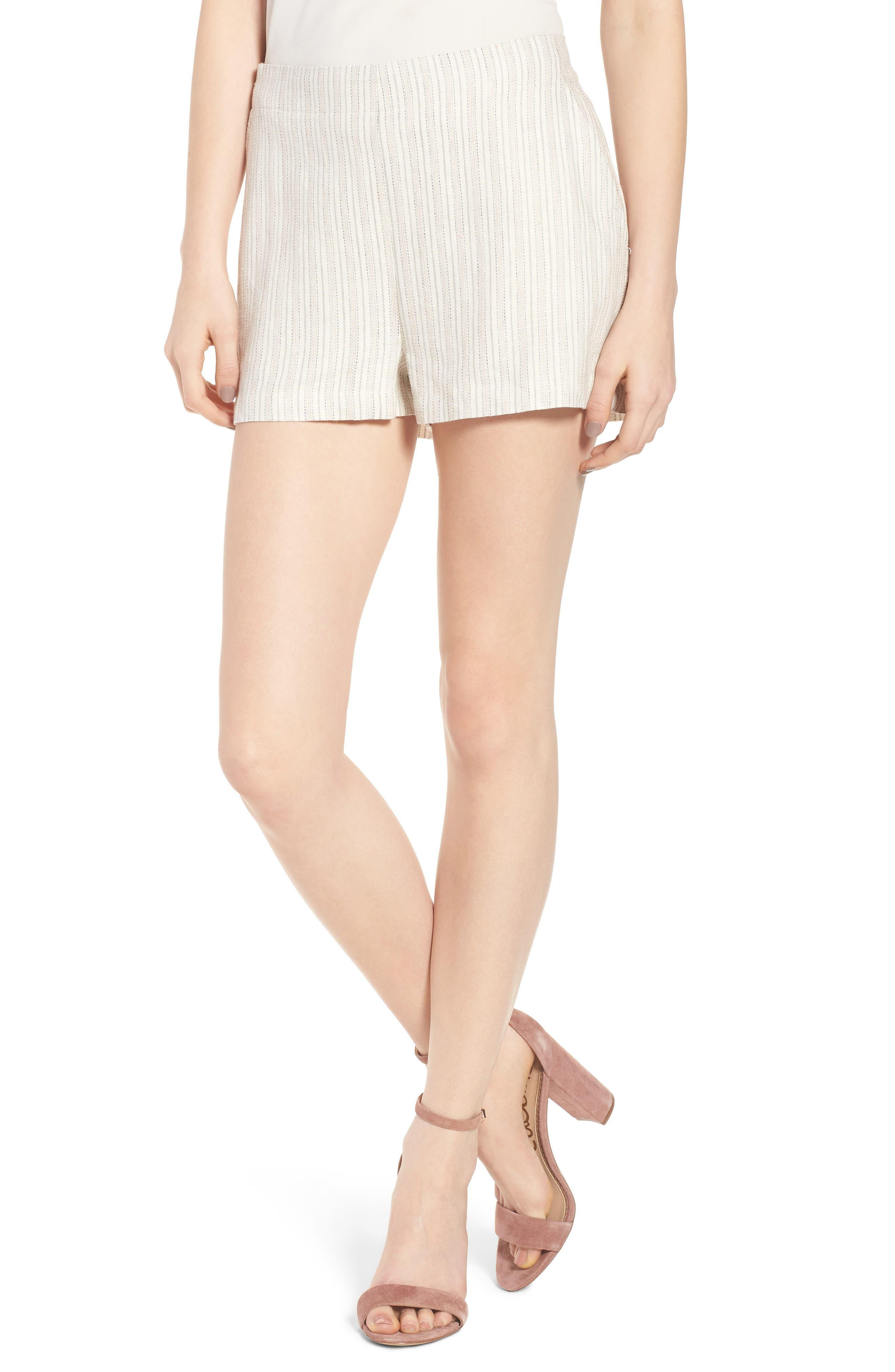 Alta Shorts,                             Main thumbnail 1, color,                             Ivory