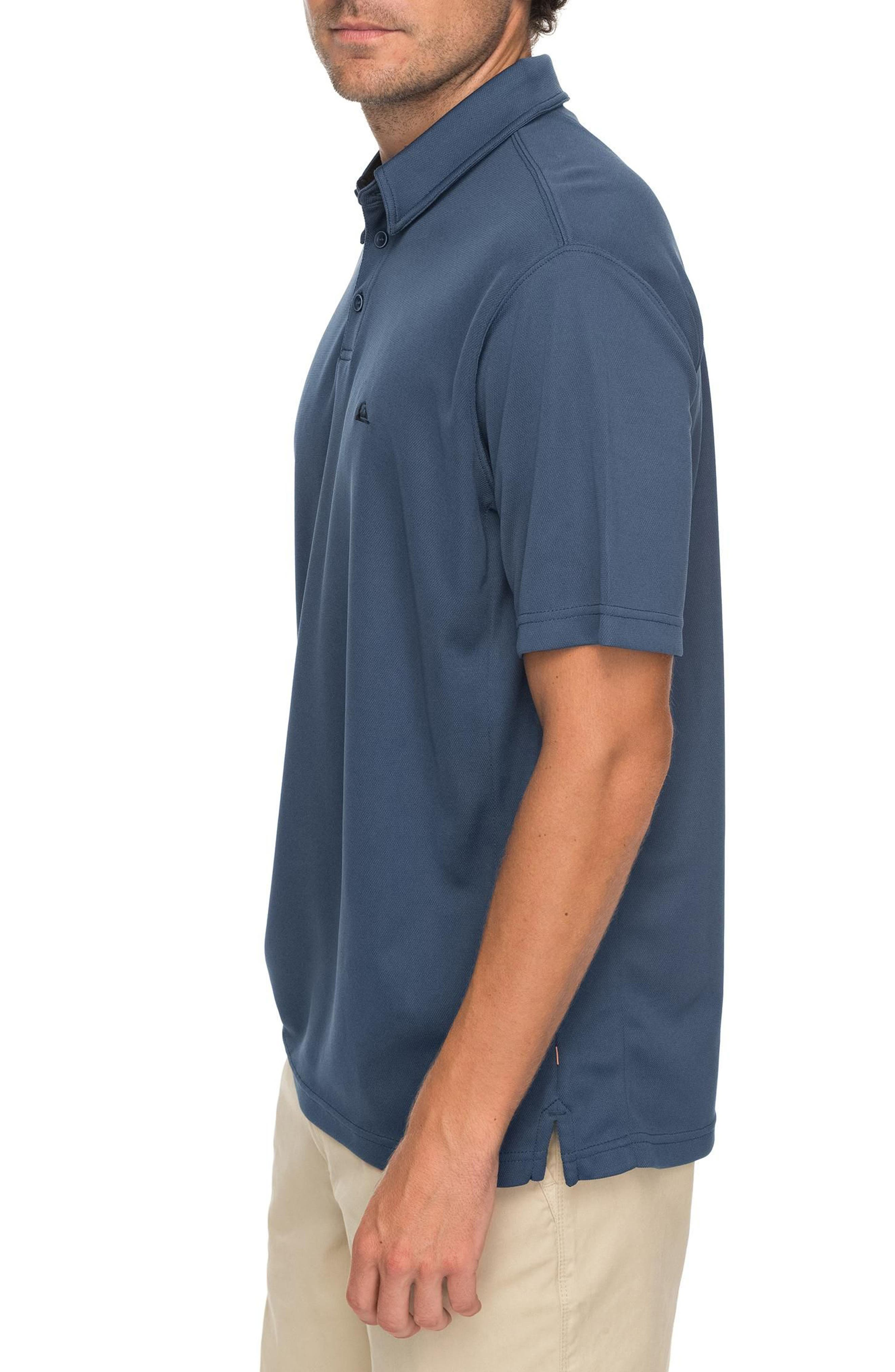 Quiksilver Waterman Collection Water 2 Technical Polo Shirt