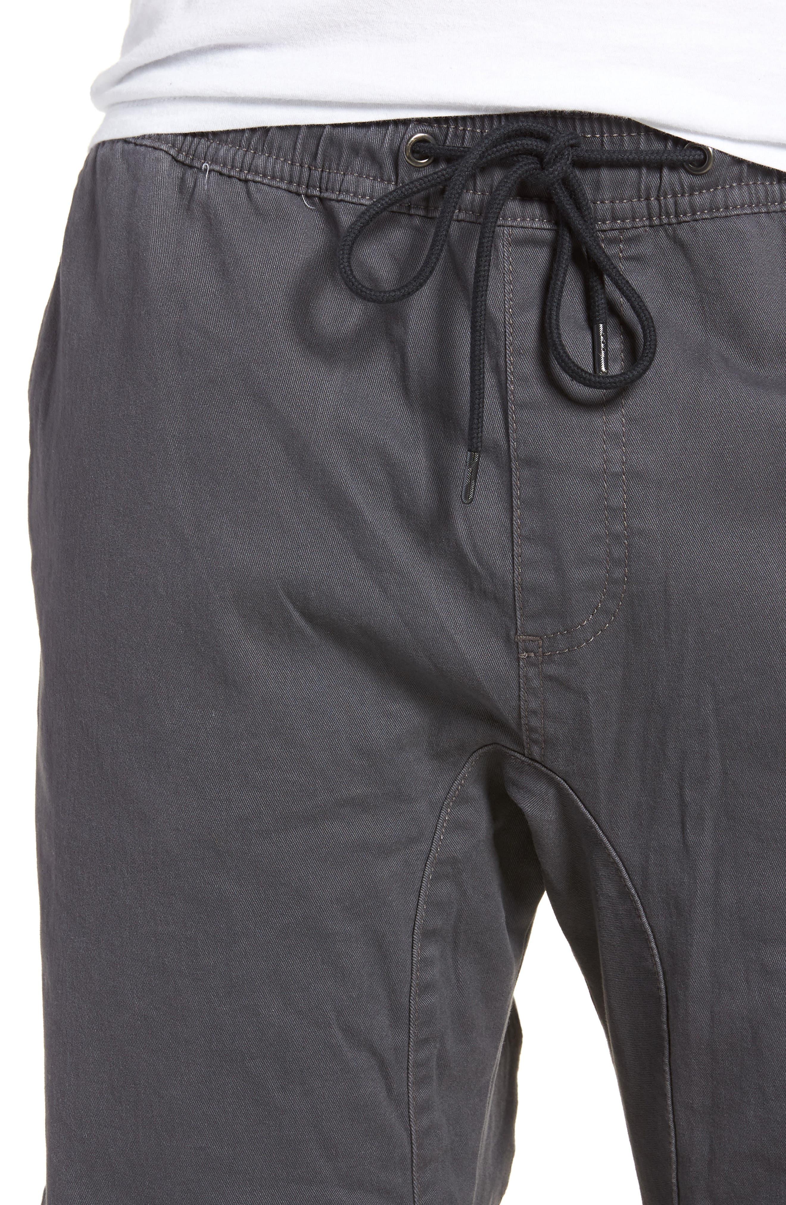 Jogger Pants,                             Alternate thumbnail 4, color,                             Grey Onyx