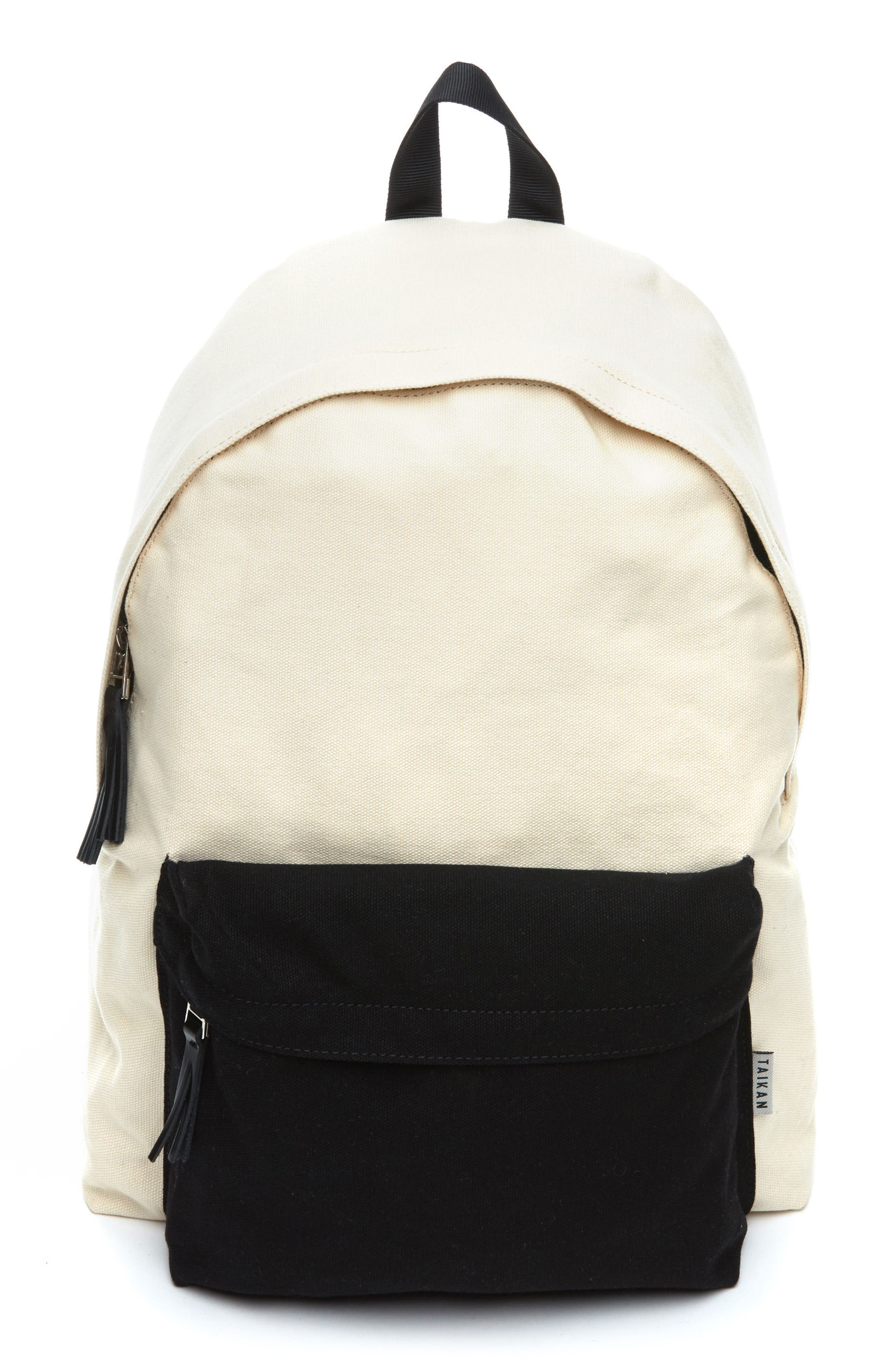 Hornet Backpack,                         Main,                         color, Natural Cotton