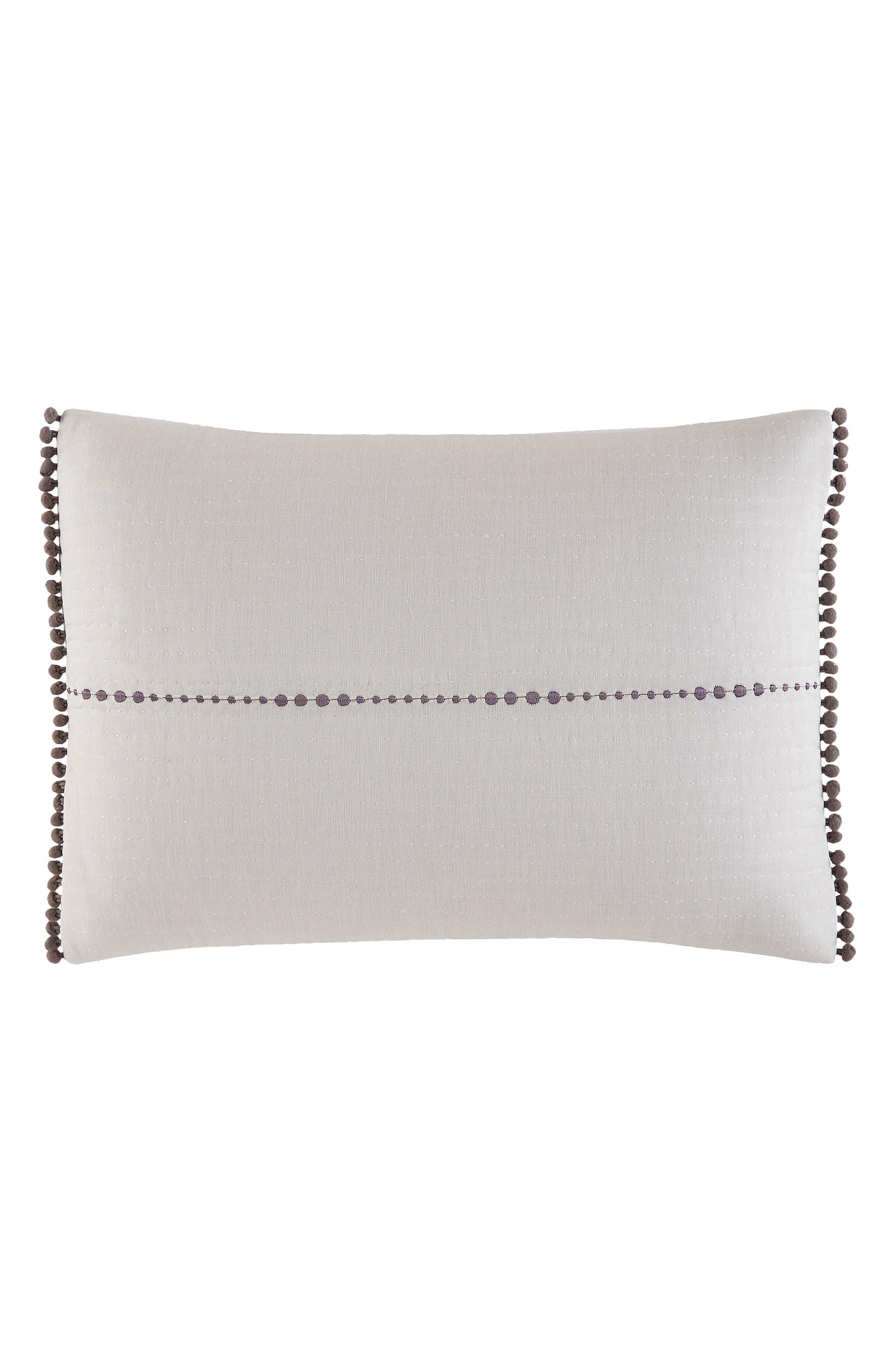 Main Image - ED Ellen DeGeneres Greystone Accent Pillow