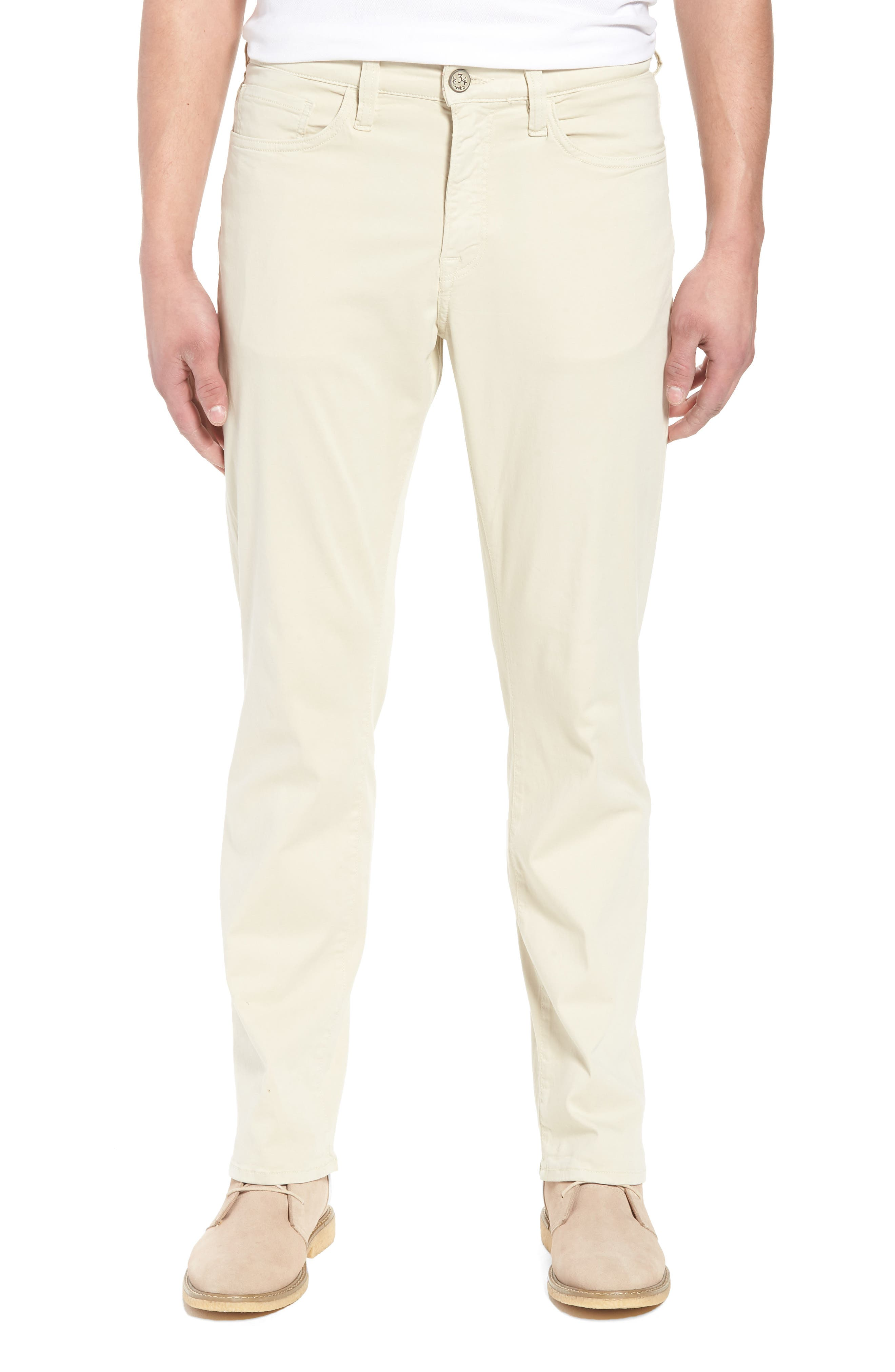 Charisma Relaxed Fit Jeans,                             Main thumbnail 1, color,                             Bone Twill