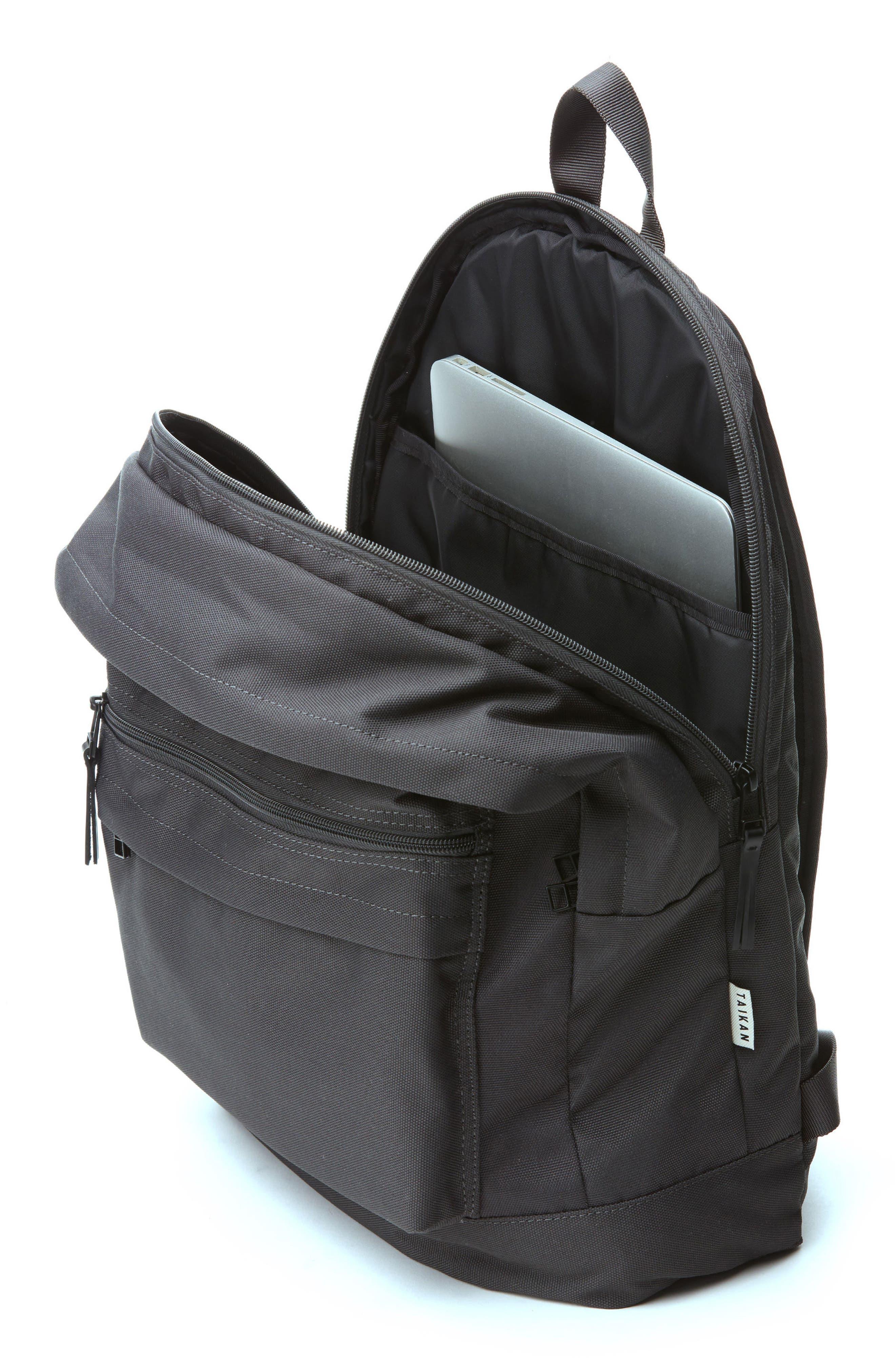 Lancer Backpack,                             Alternate thumbnail 3, color,                             Charcoal