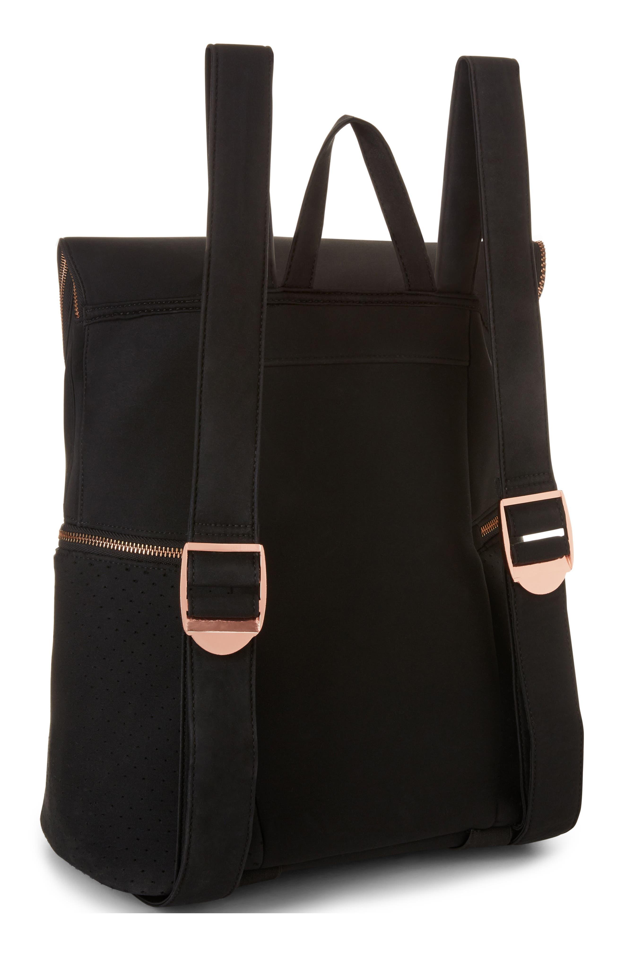 All Sport Backpack,                             Alternate thumbnail 3, color,                             Black
