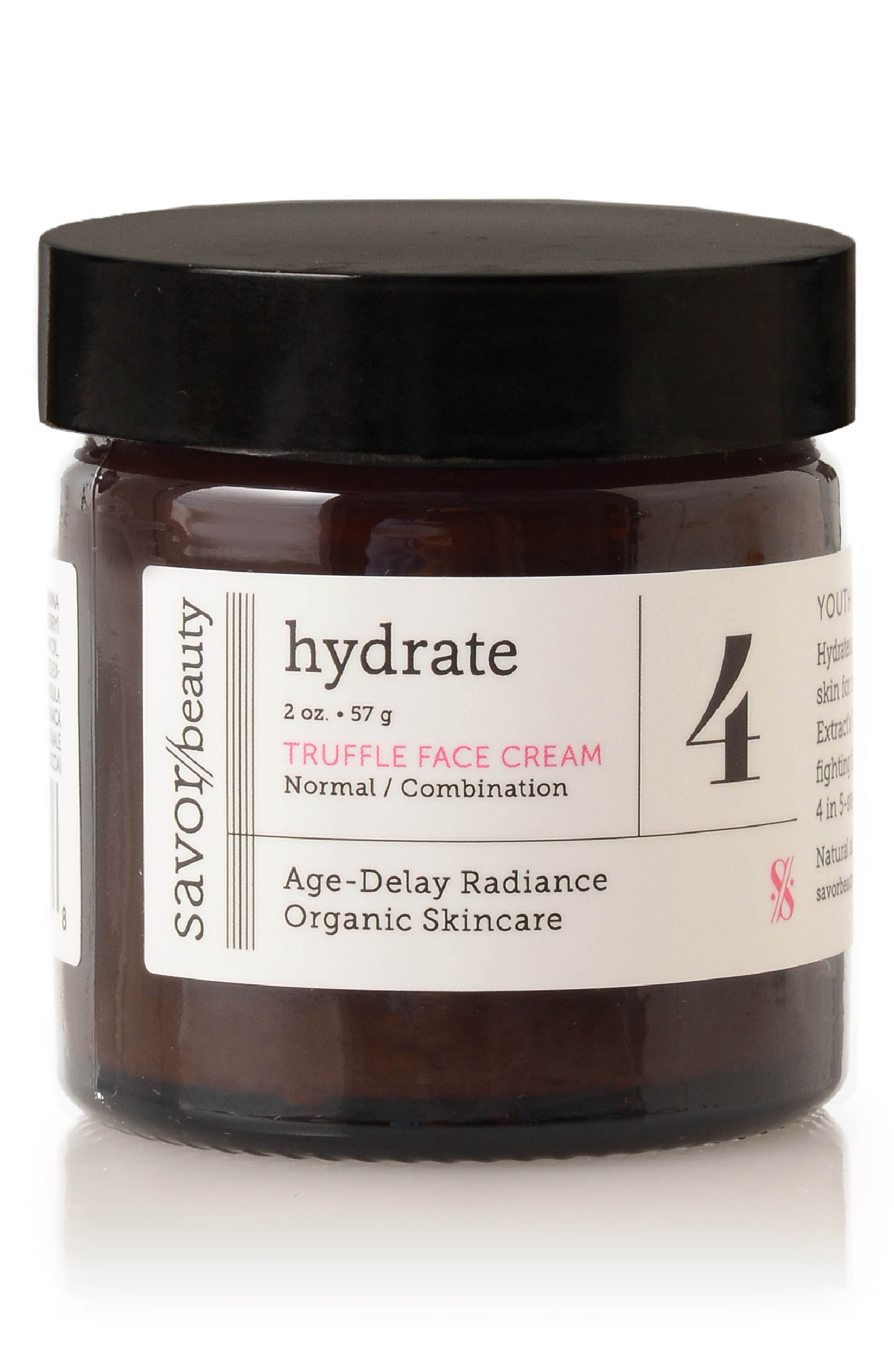 Savor Beauty Hydrate Truffle Face Cream