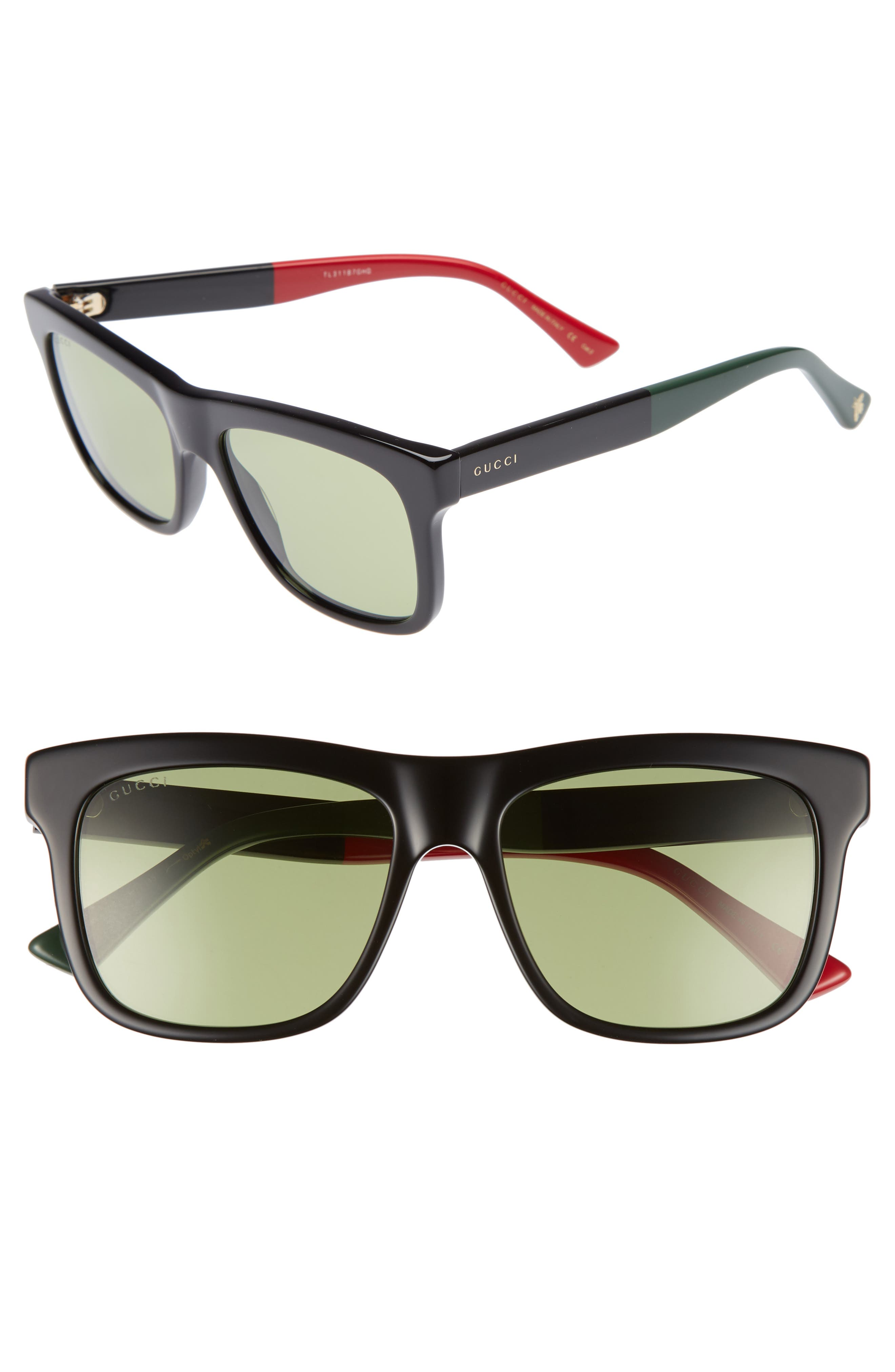 Gucci 54mm Sunglasses