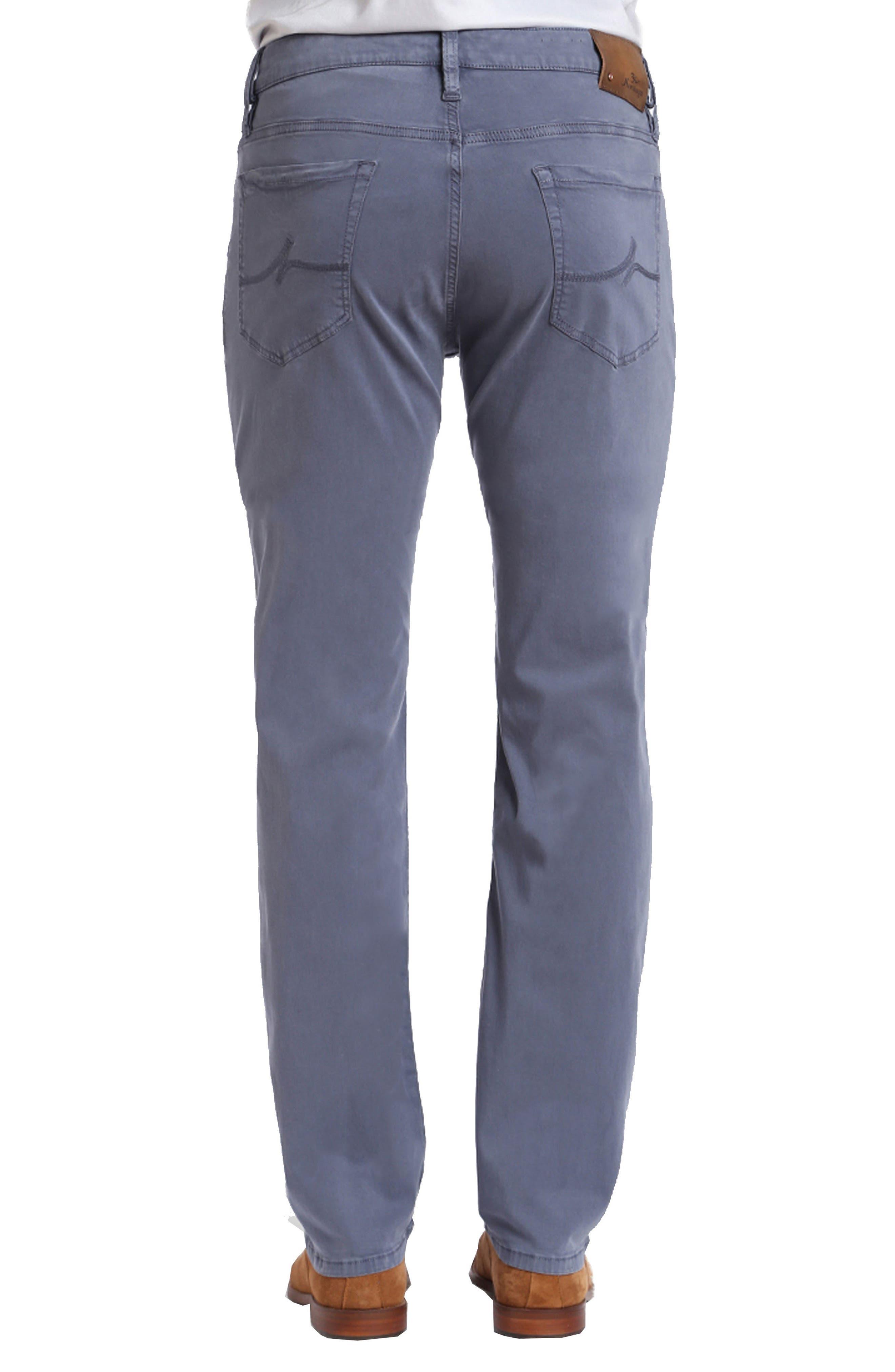 Straight Leg Twill Pants,                             Alternate thumbnail 2, color,                             Horizon Twill