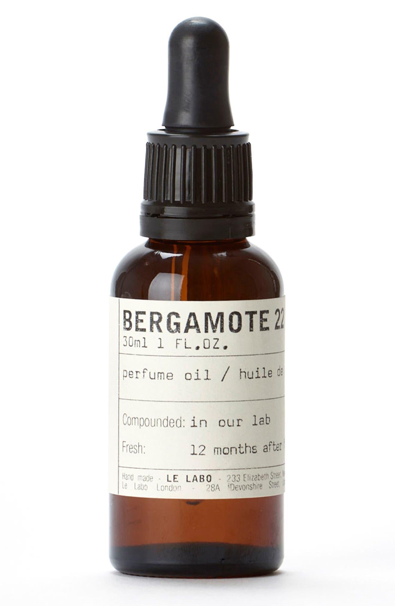 'Bergamote 22' Perfume Oil,                         Main,                         color, No Color