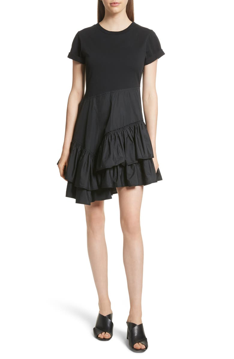 Flamenco T-Shirt Dress