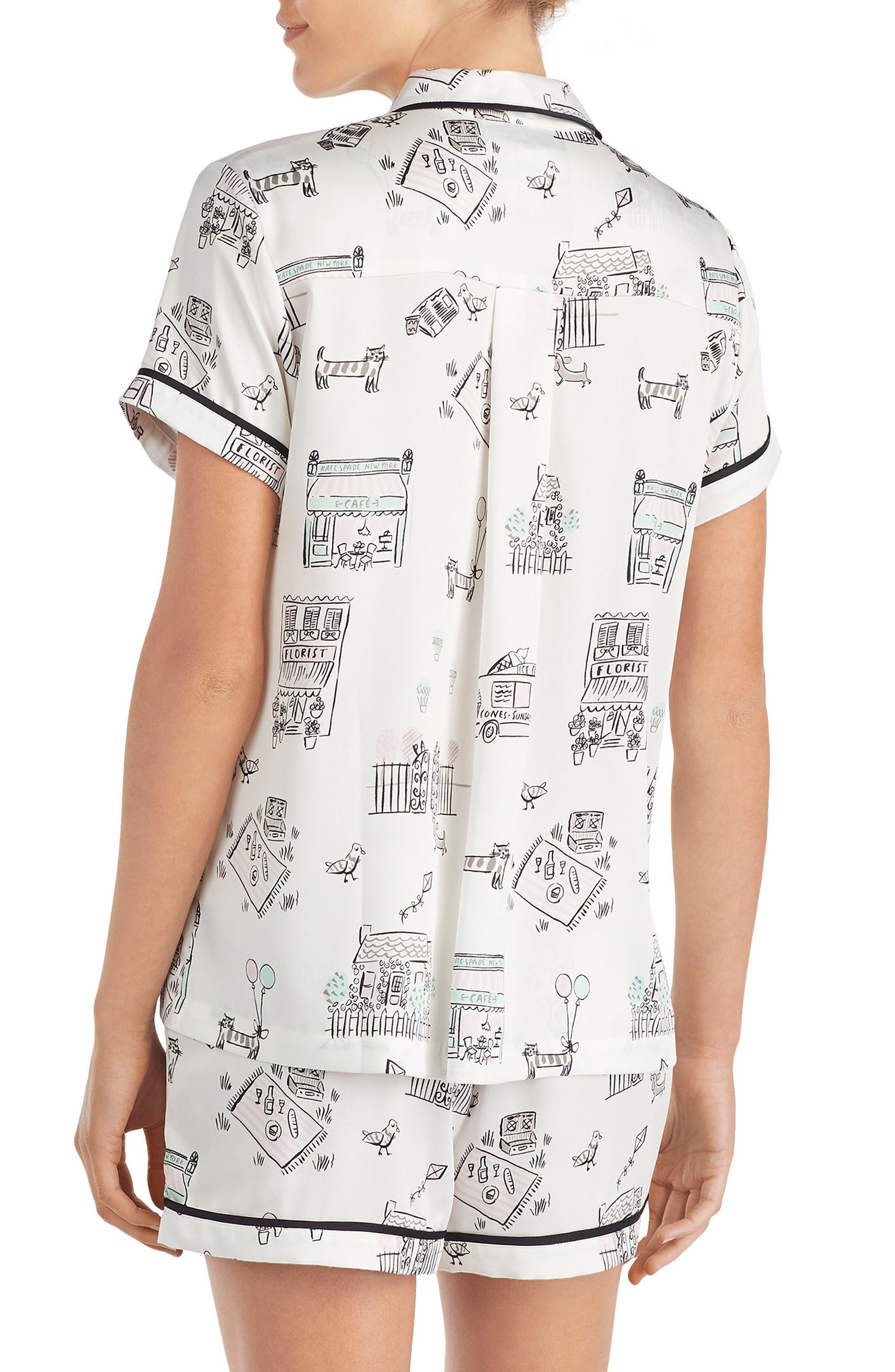 boxer short pajamas,                             Alternate thumbnail 2, color,                             Main Street