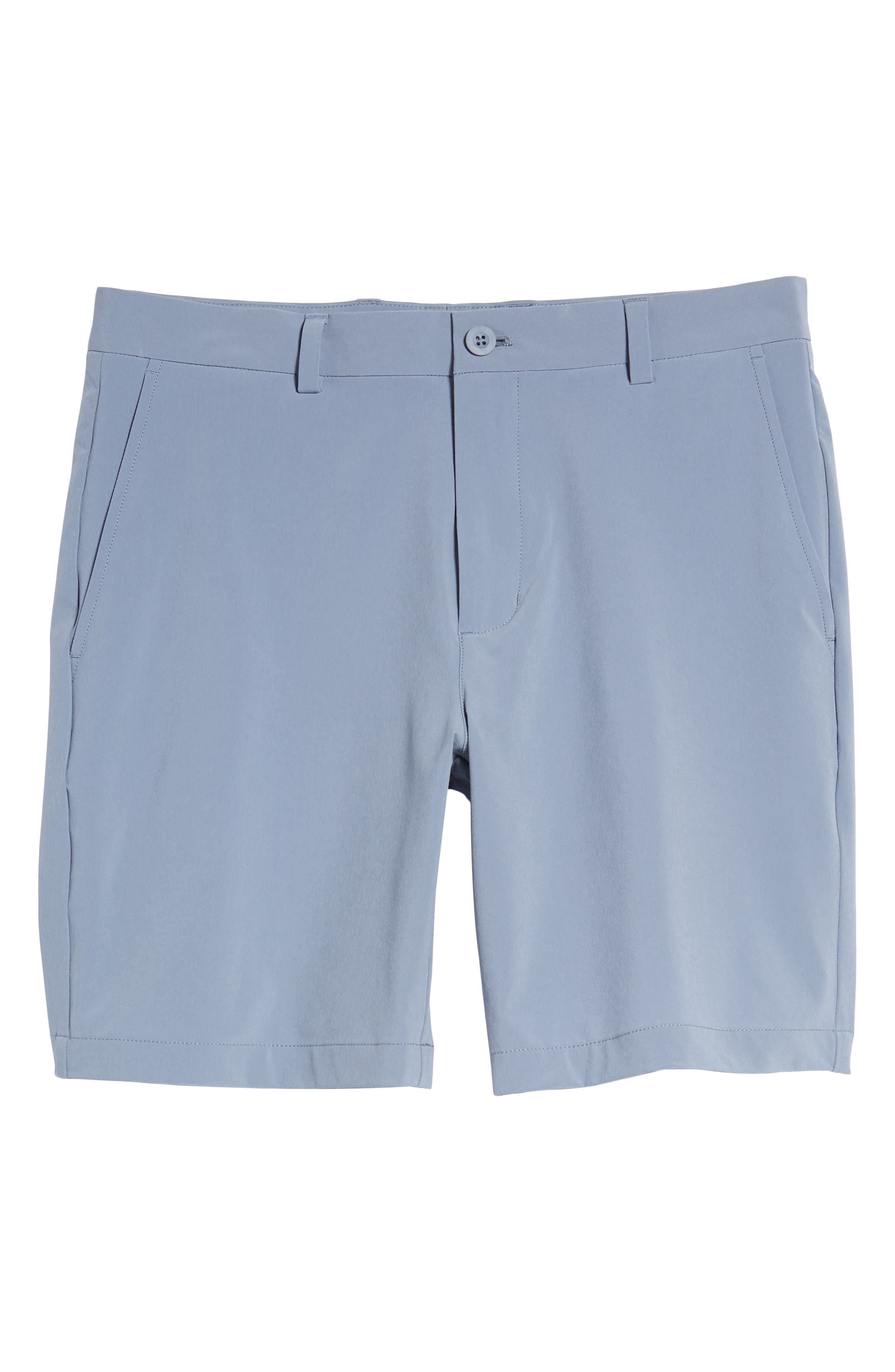 8 Inch Performance Breaker Shorts,                             Alternate thumbnail 6, color,                             Shark
