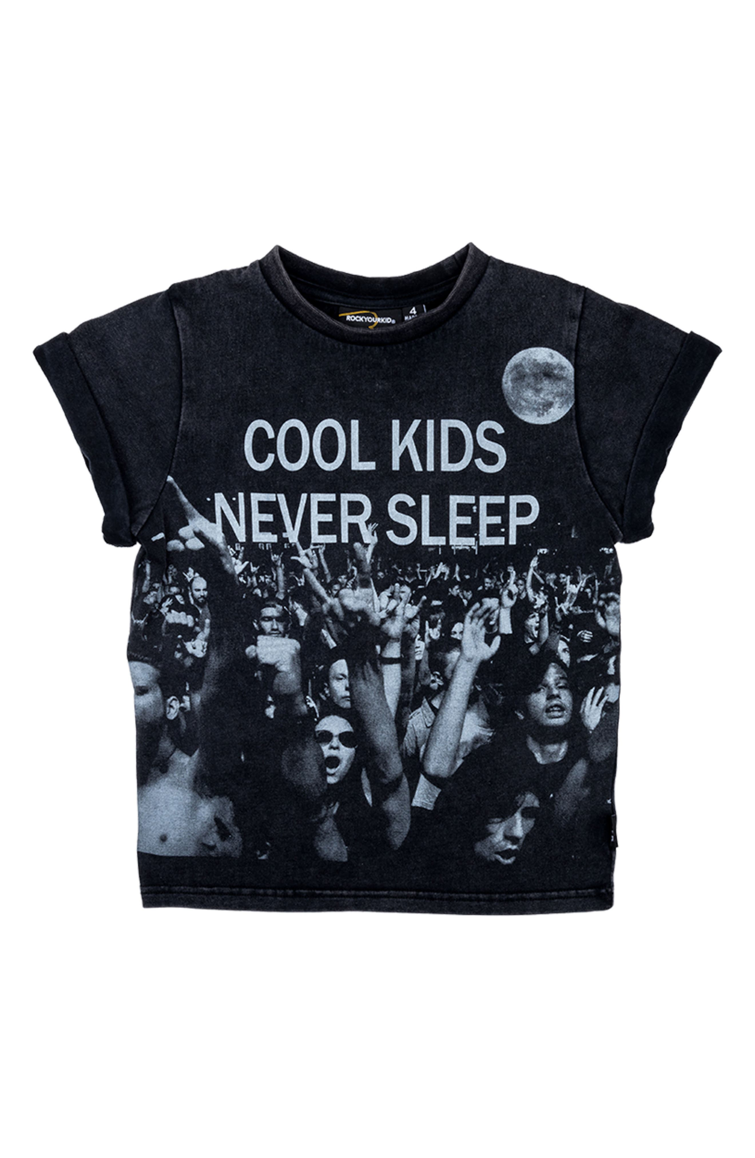 Rock Your Kid Cool Kids Graphic T-Shirt (Toddler Boys, Little Boys & Big Boys)