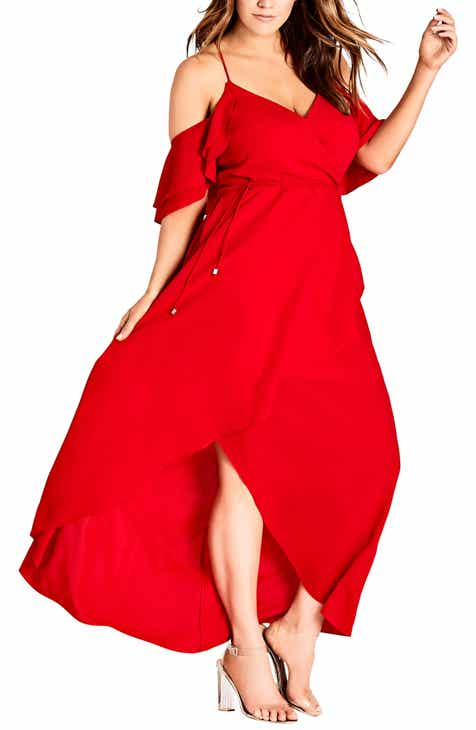 Cheap Red Dresses Plus Size - Dress Foto and Picture
