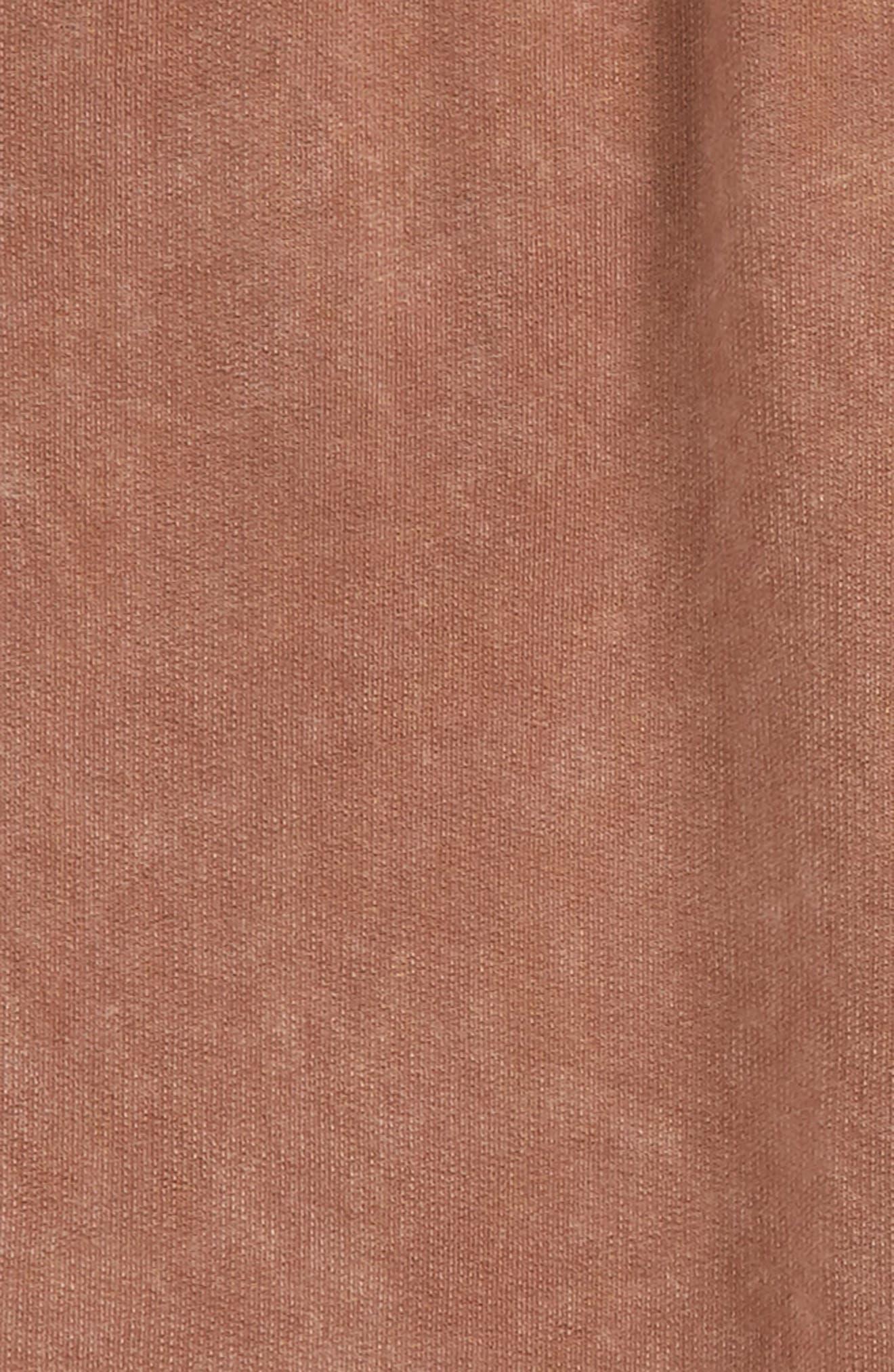 Superwash Sweatpants,                             Alternate thumbnail 2, color,                             Tan Burro Wash