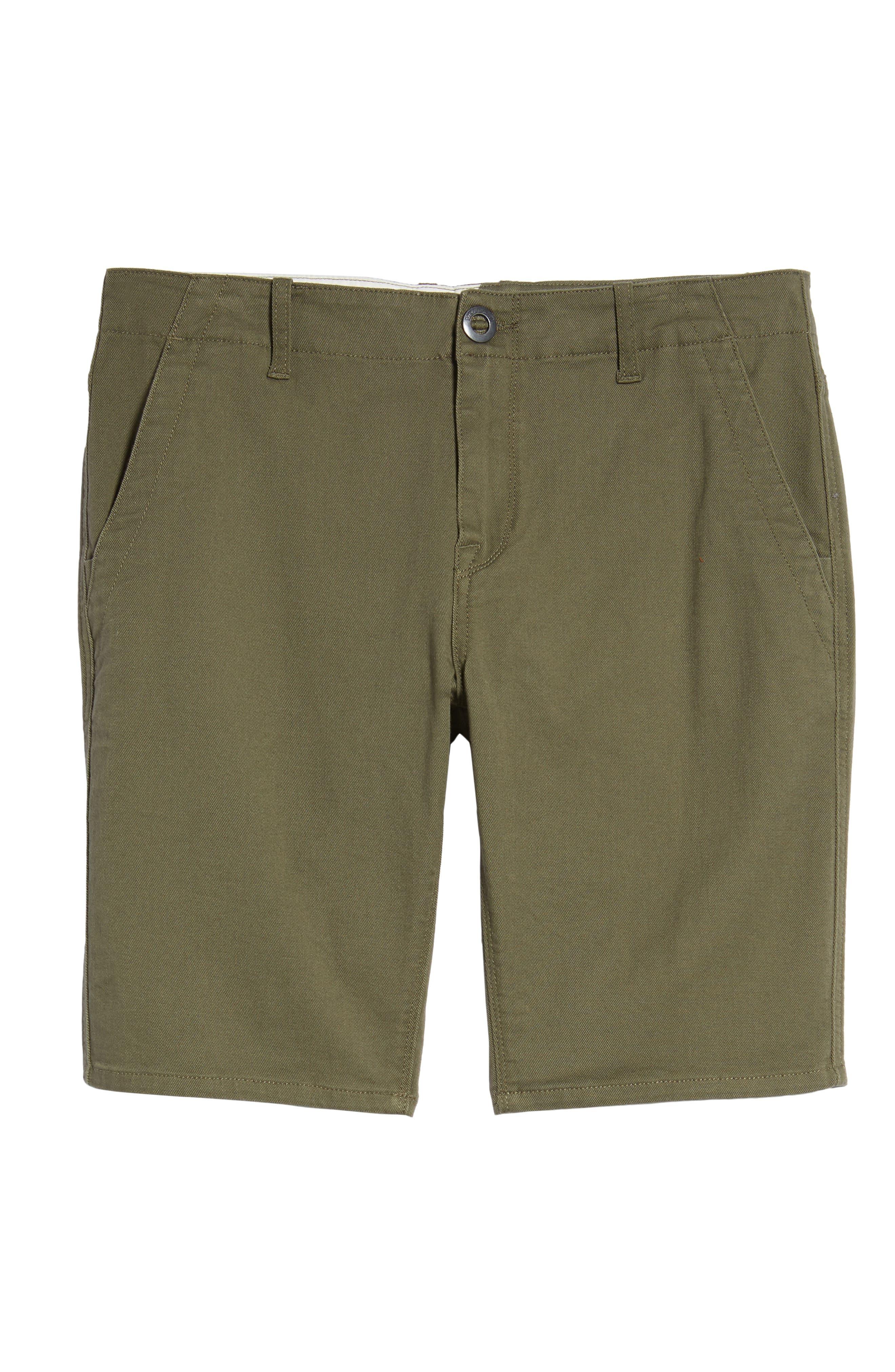 VSM Prowler Shorts,                             Alternate thumbnail 6, color,                             Military