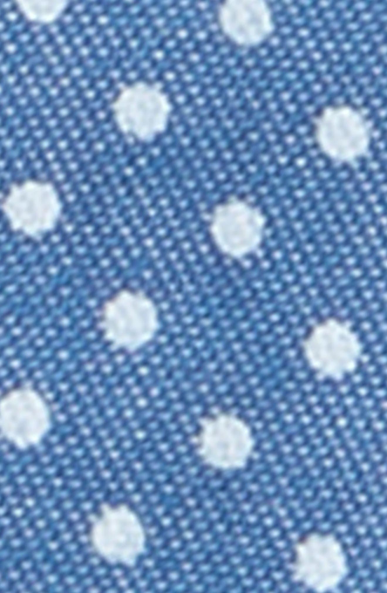 Dot Chambray Suspenders,                             Alternate thumbnail 2, color,                             Blue