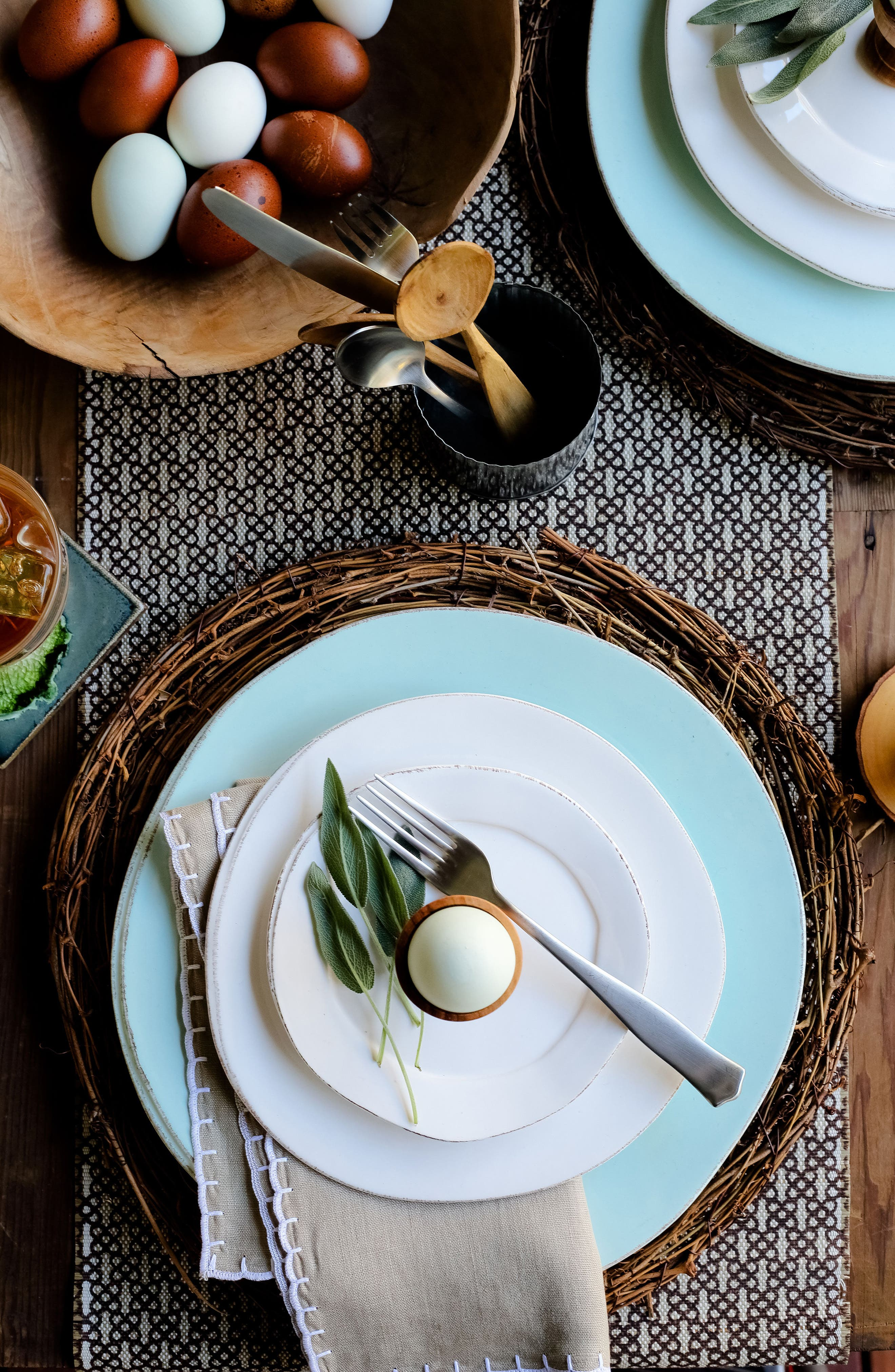 Lastra Stoneware Dinner Plate,                             Alternate thumbnail 3, color,
