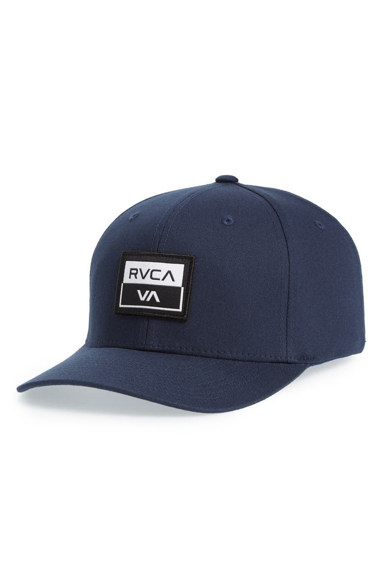 956283e5f98 Style Name  Rvca Metro Flexfit Snapback Hat. Style Number  5595248.  Available in stores.